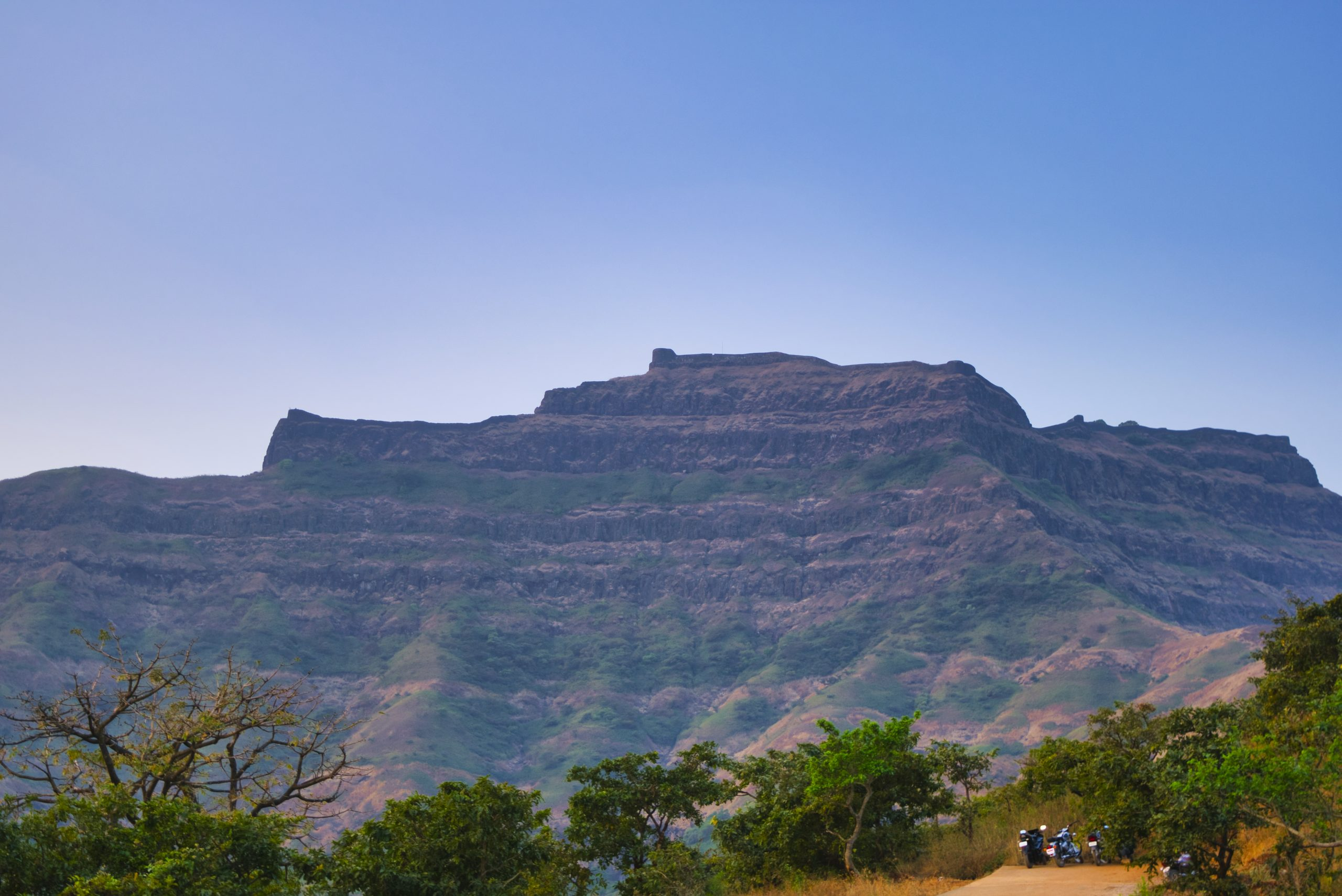 Torna Fort View in Pune