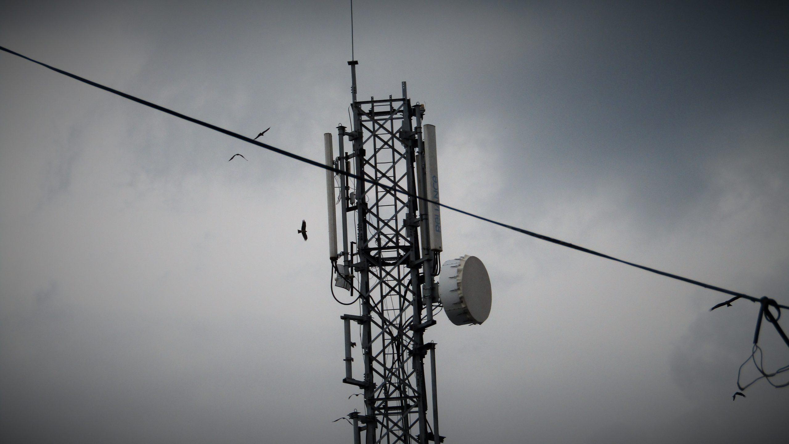 Phone Towers