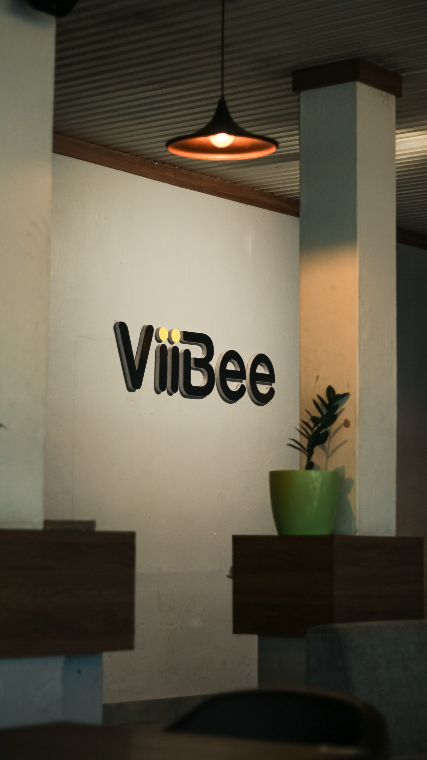 Viibee cafe interior