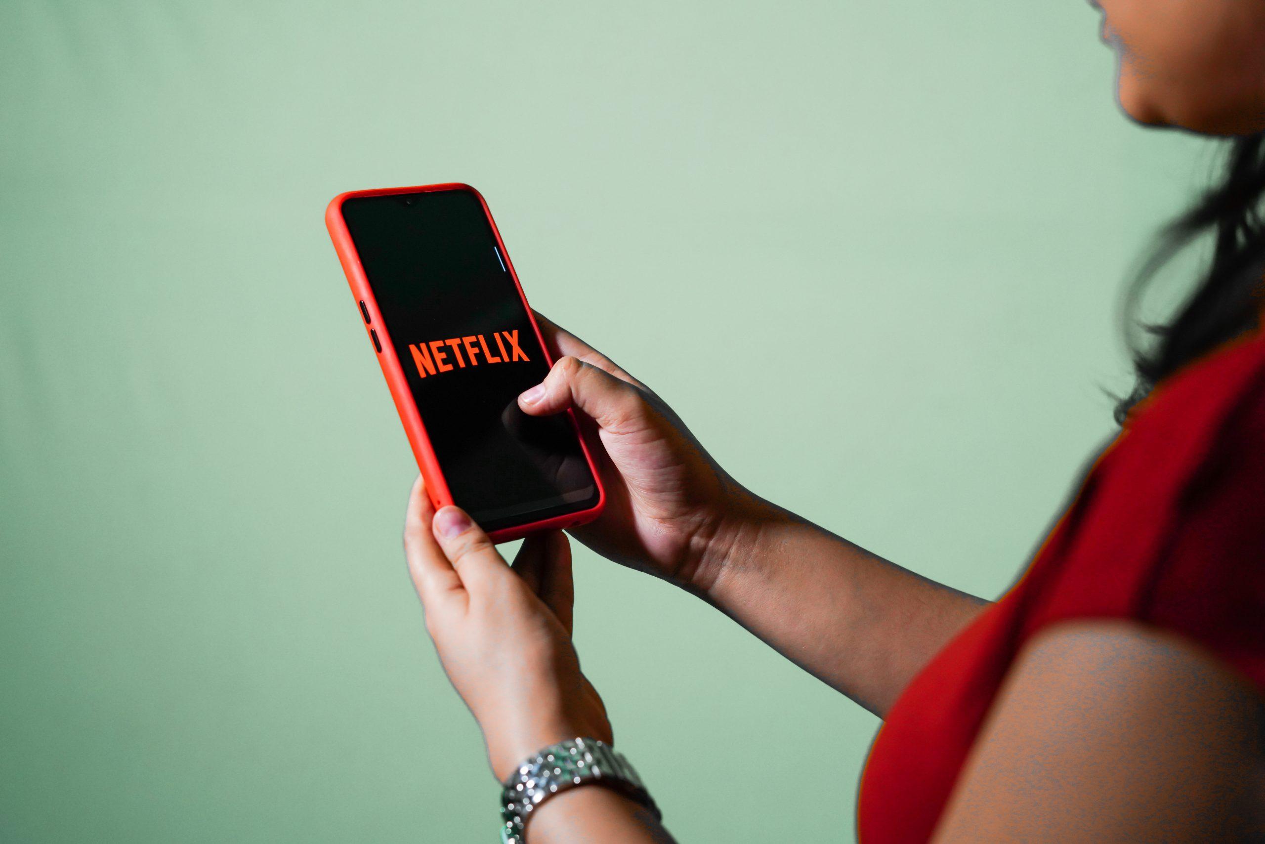 Watching on Netflix