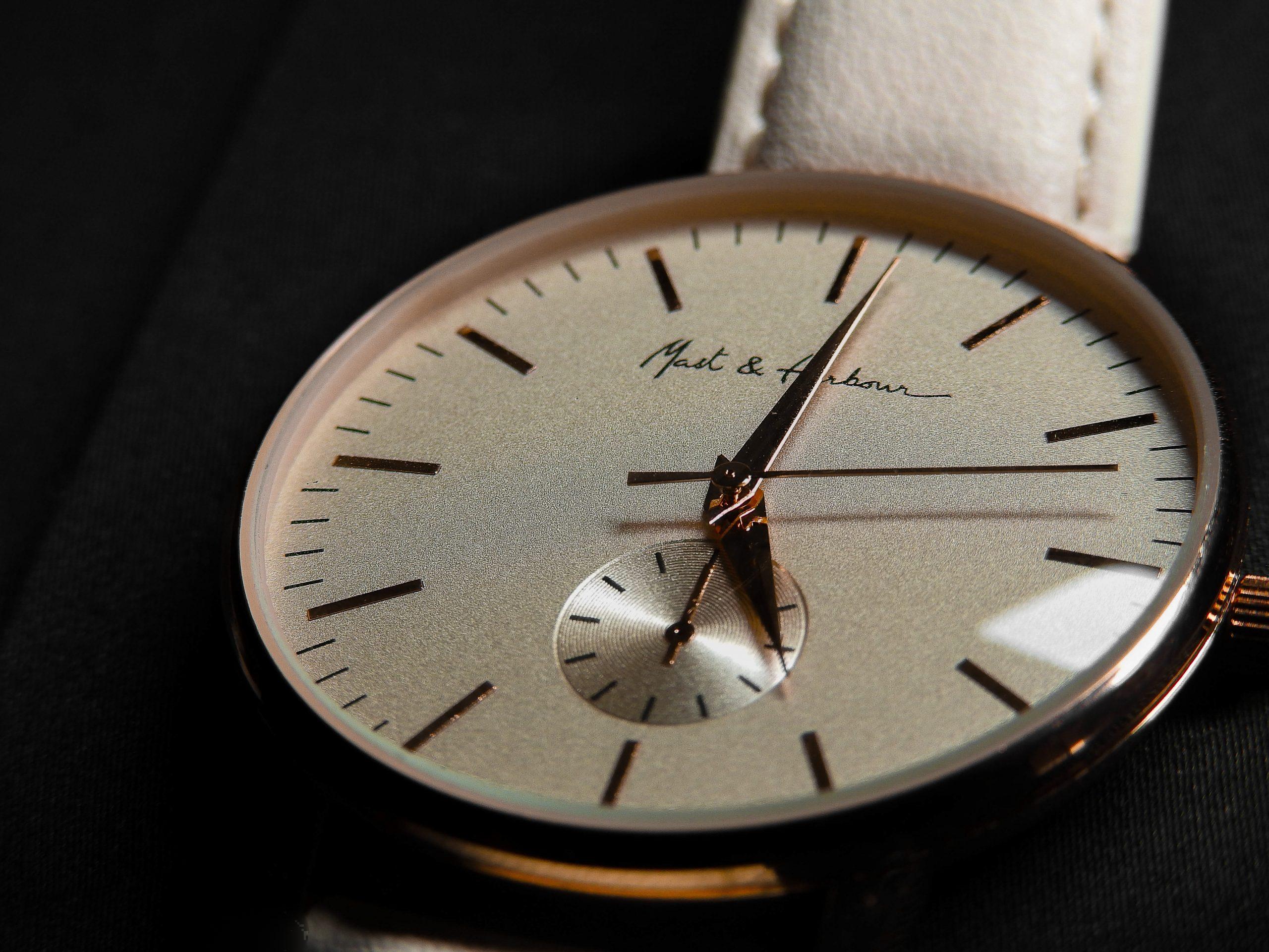 A luxury watch for women