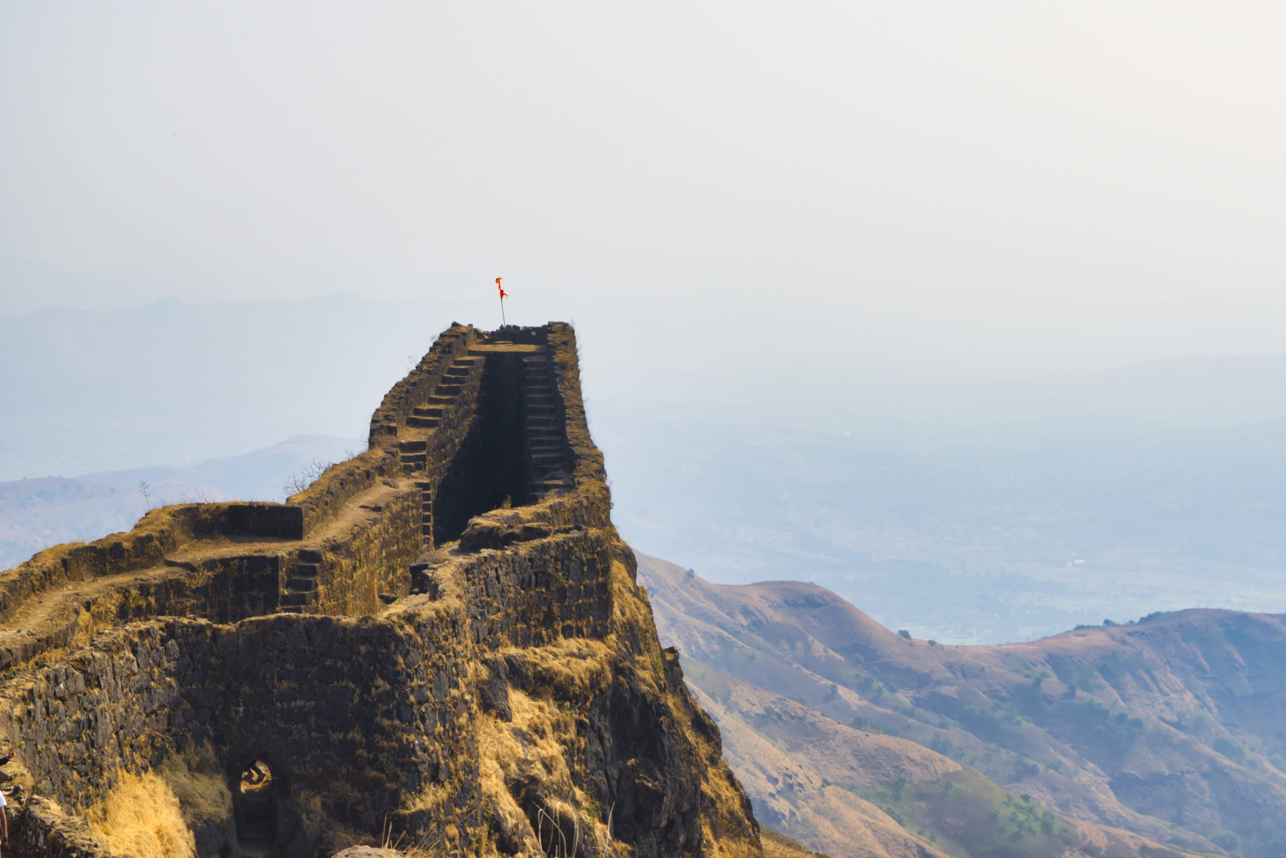Zunjar Machi Torna fort in Pune