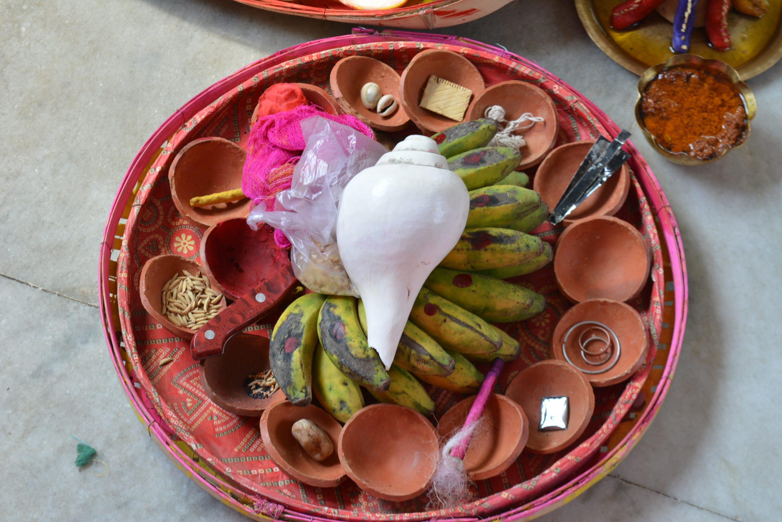 bridal thali