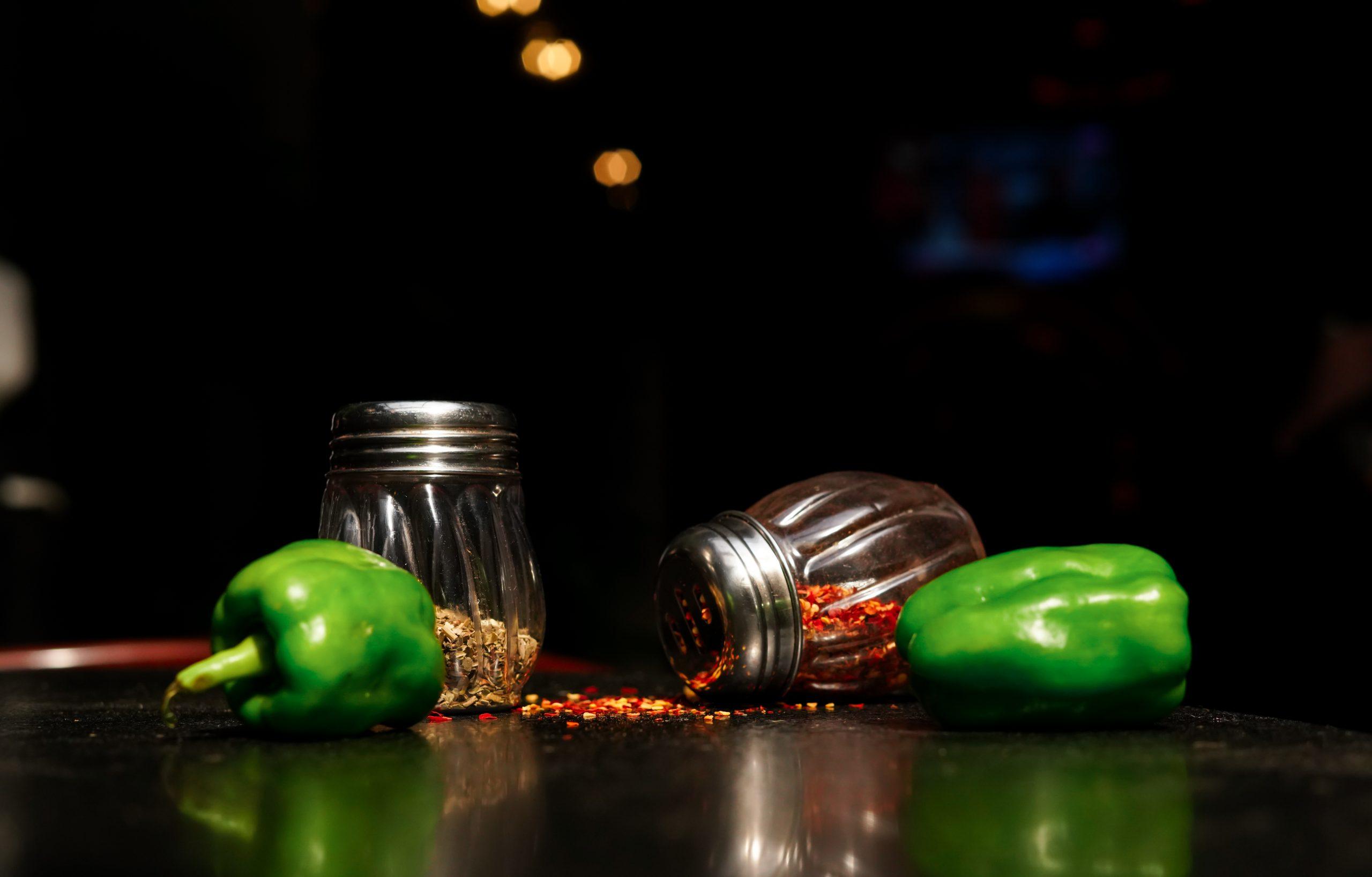 capsicum and seasonings