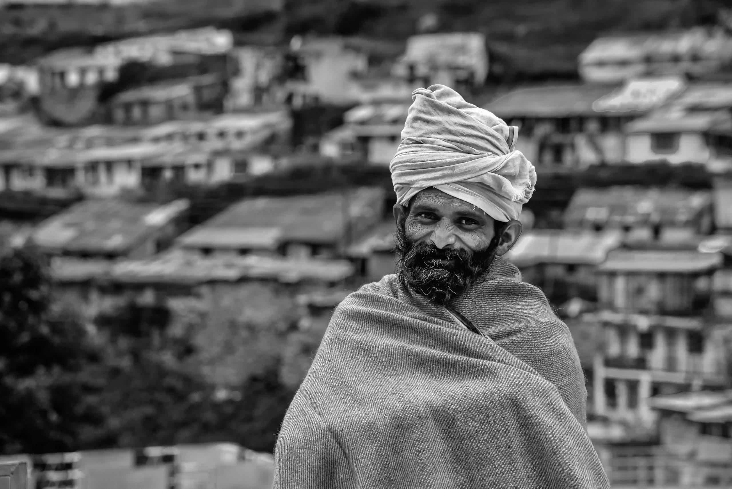 man with turban