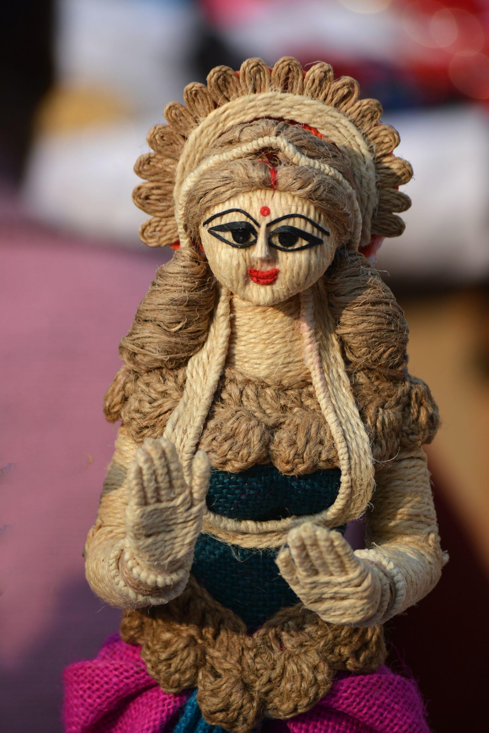 An idol of goddess