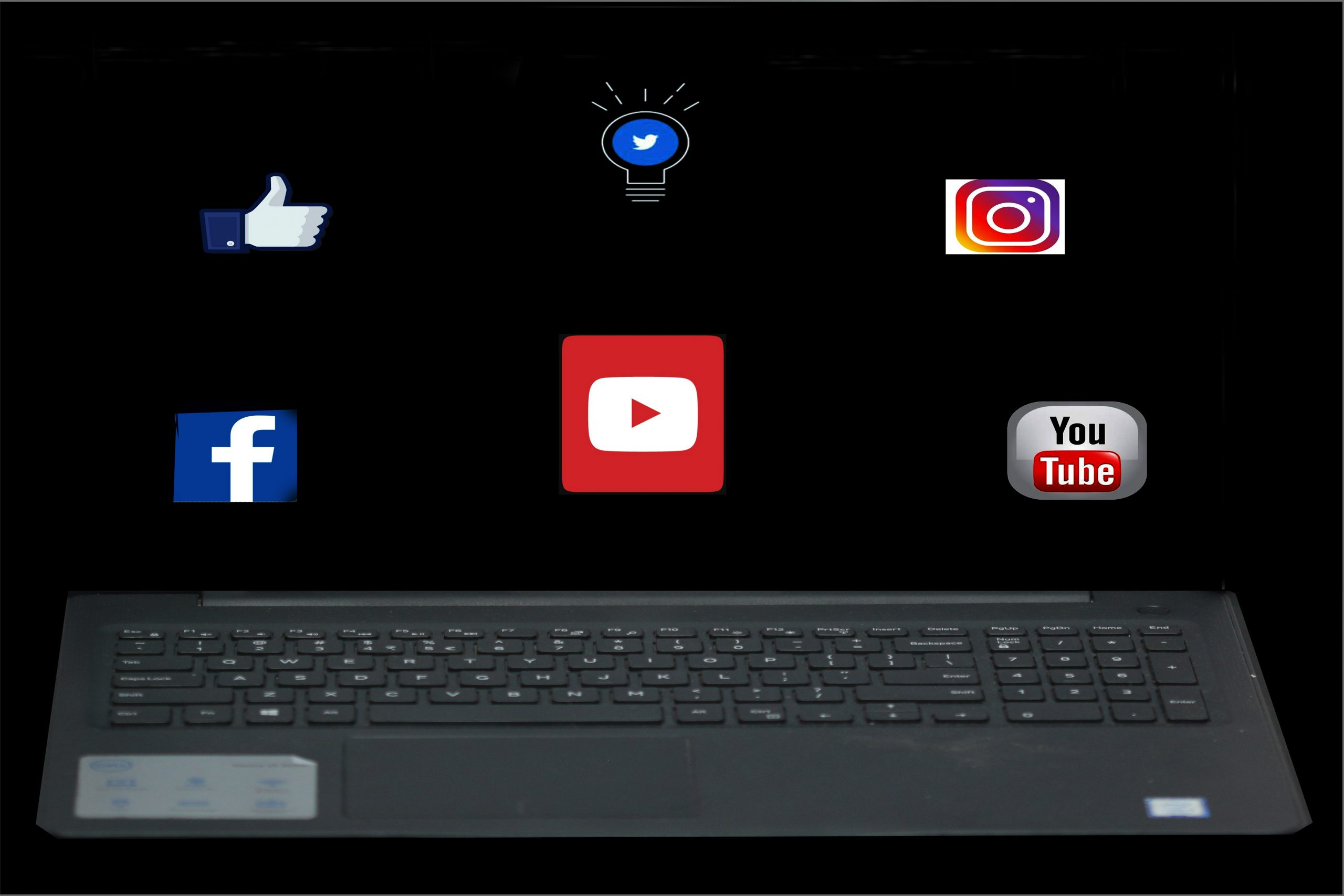 Addictive social media apps.