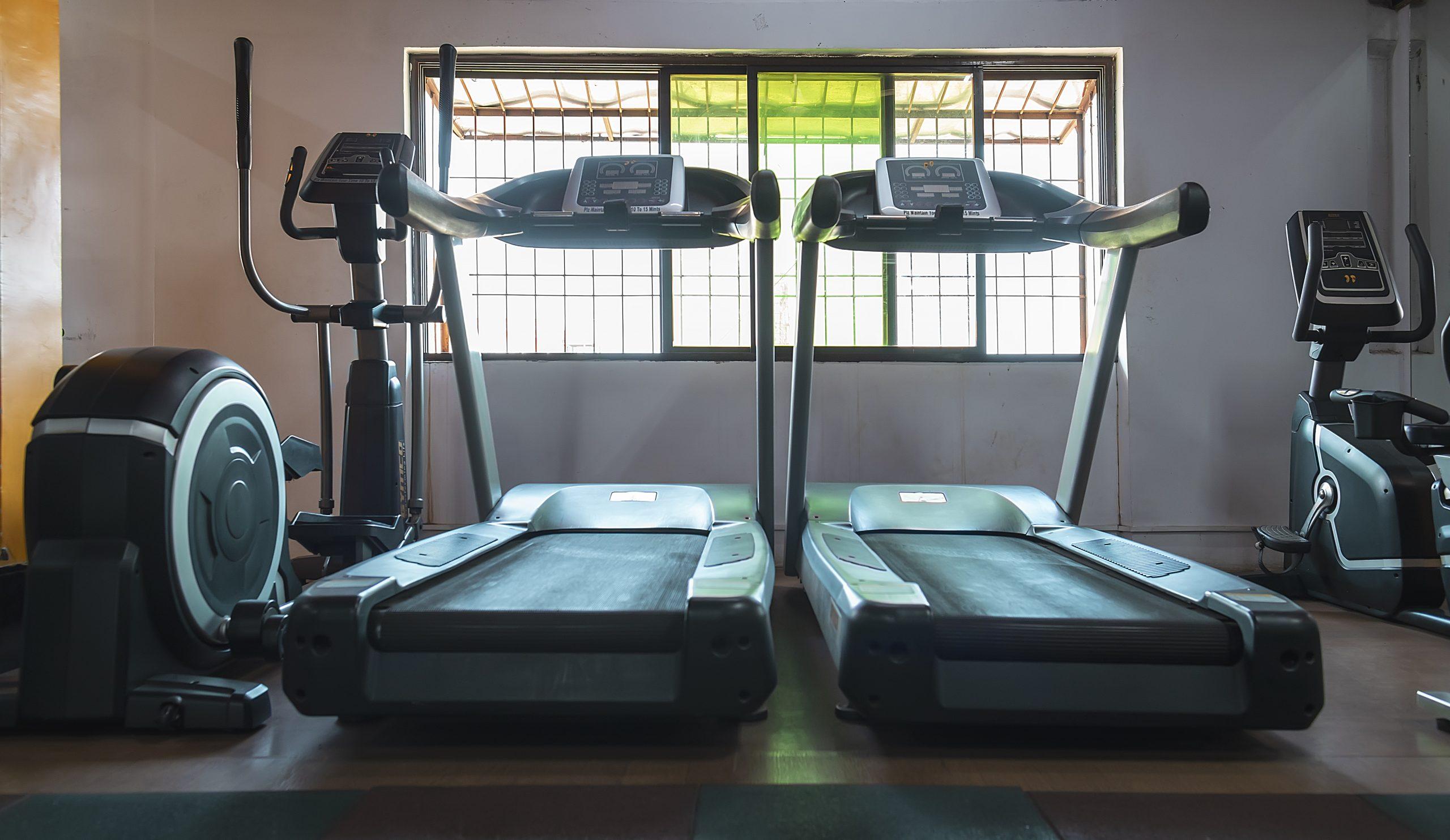 treadmill gym equipment