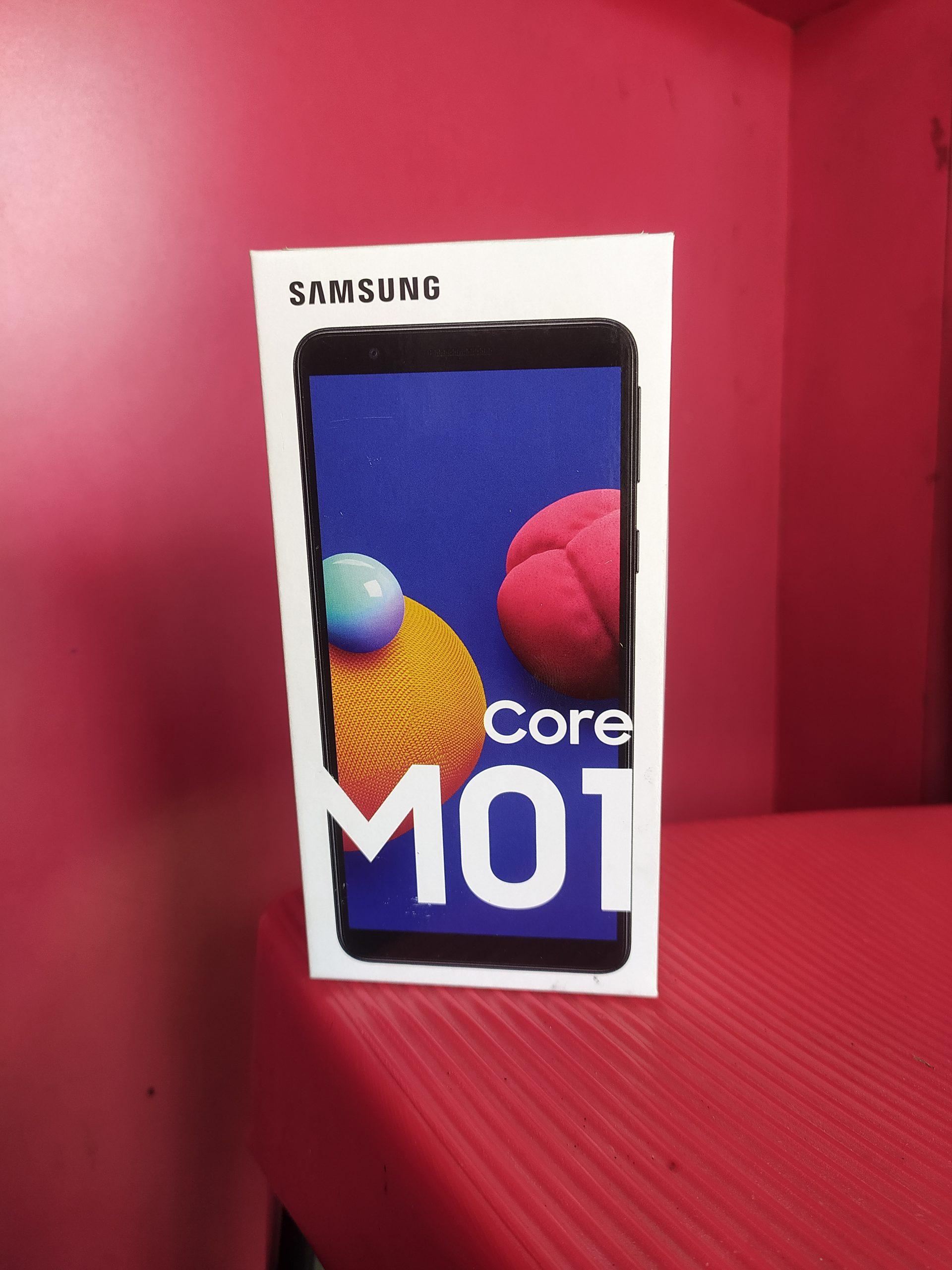 A Samsung mobile Pamphlet