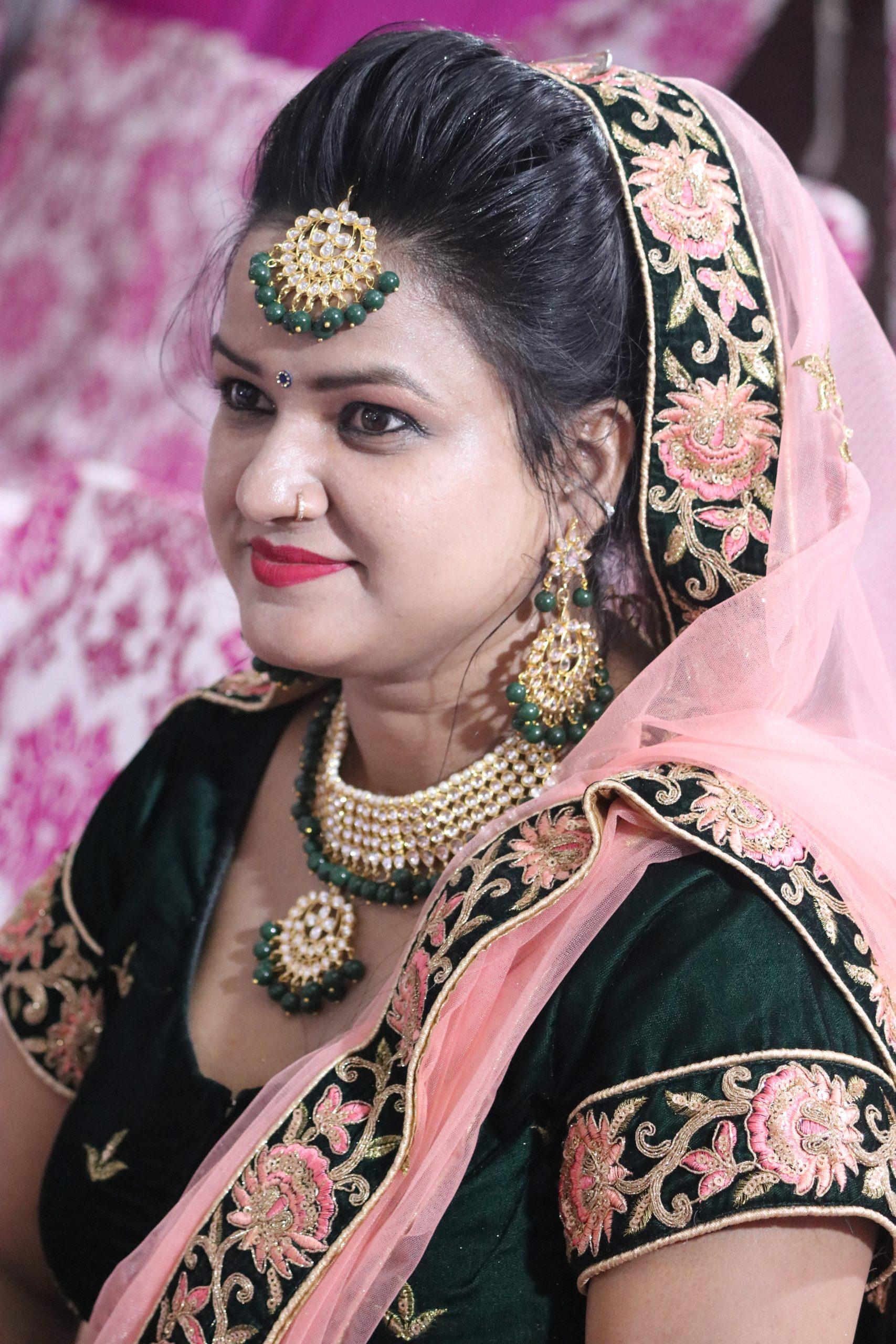 A beautiful Indian woman