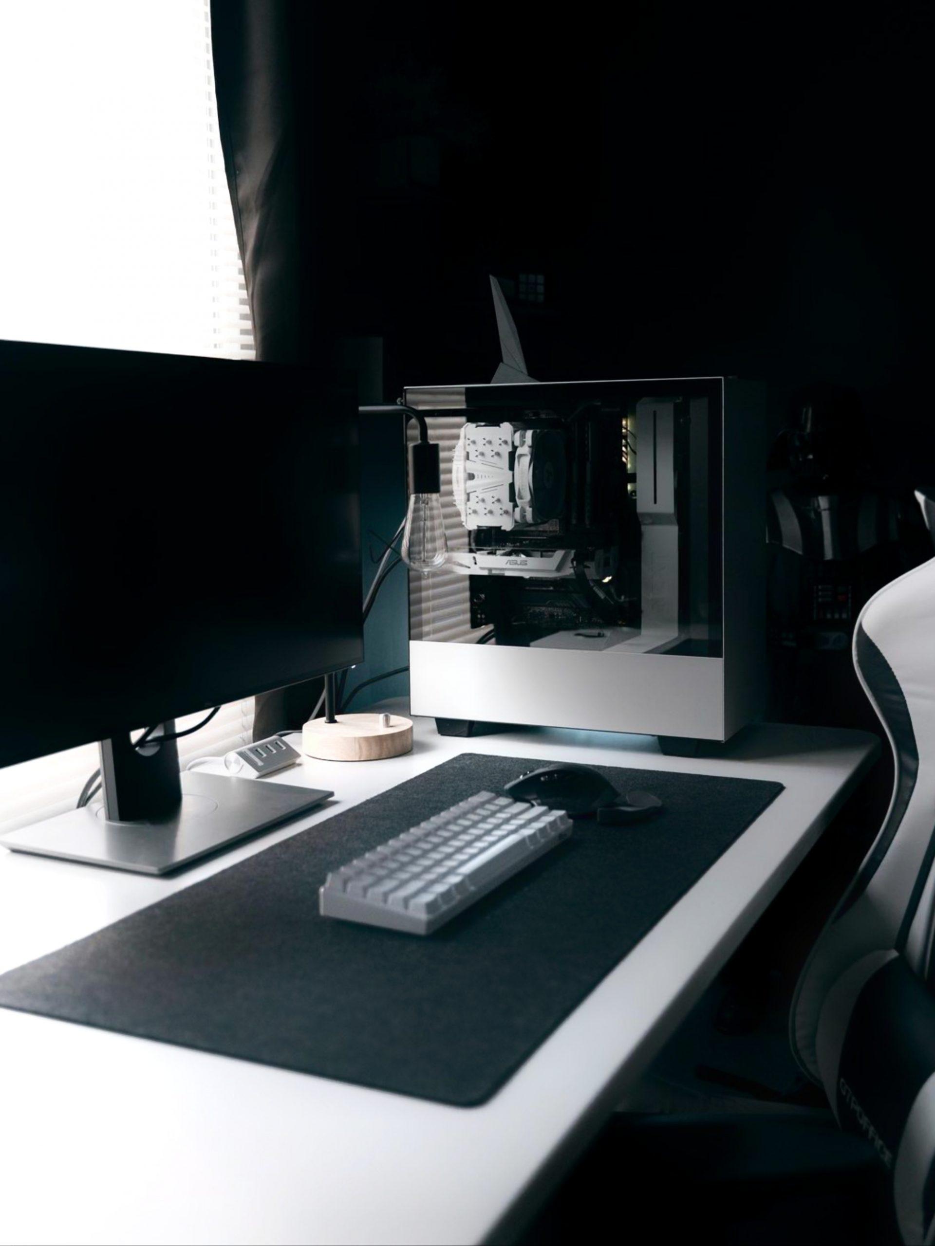A desktop system