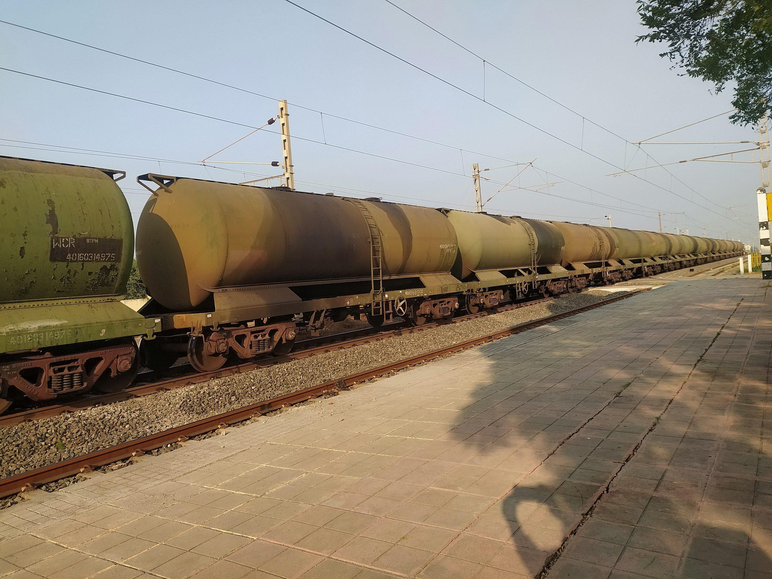 A good train