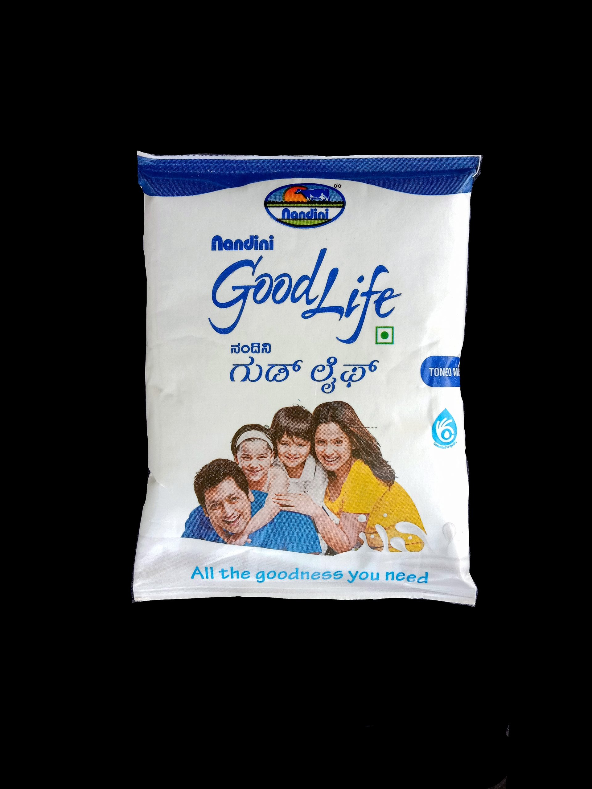 milk packet