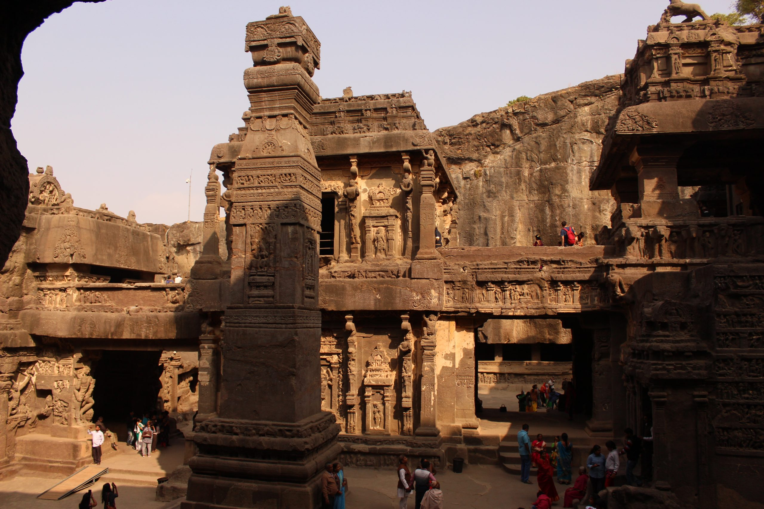 Ajanta and Ellora Caves in Maharasthra