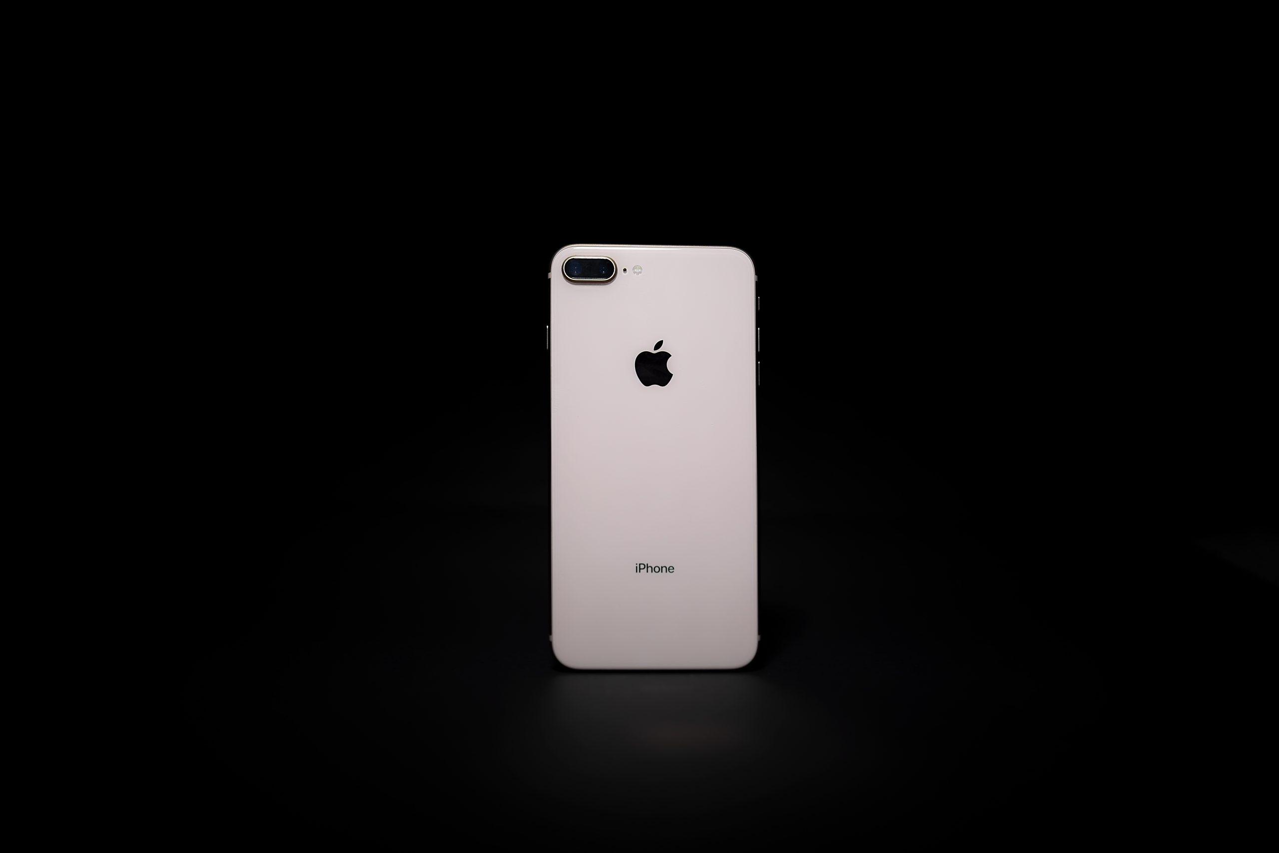 Apple iPhone 8 plus phone
