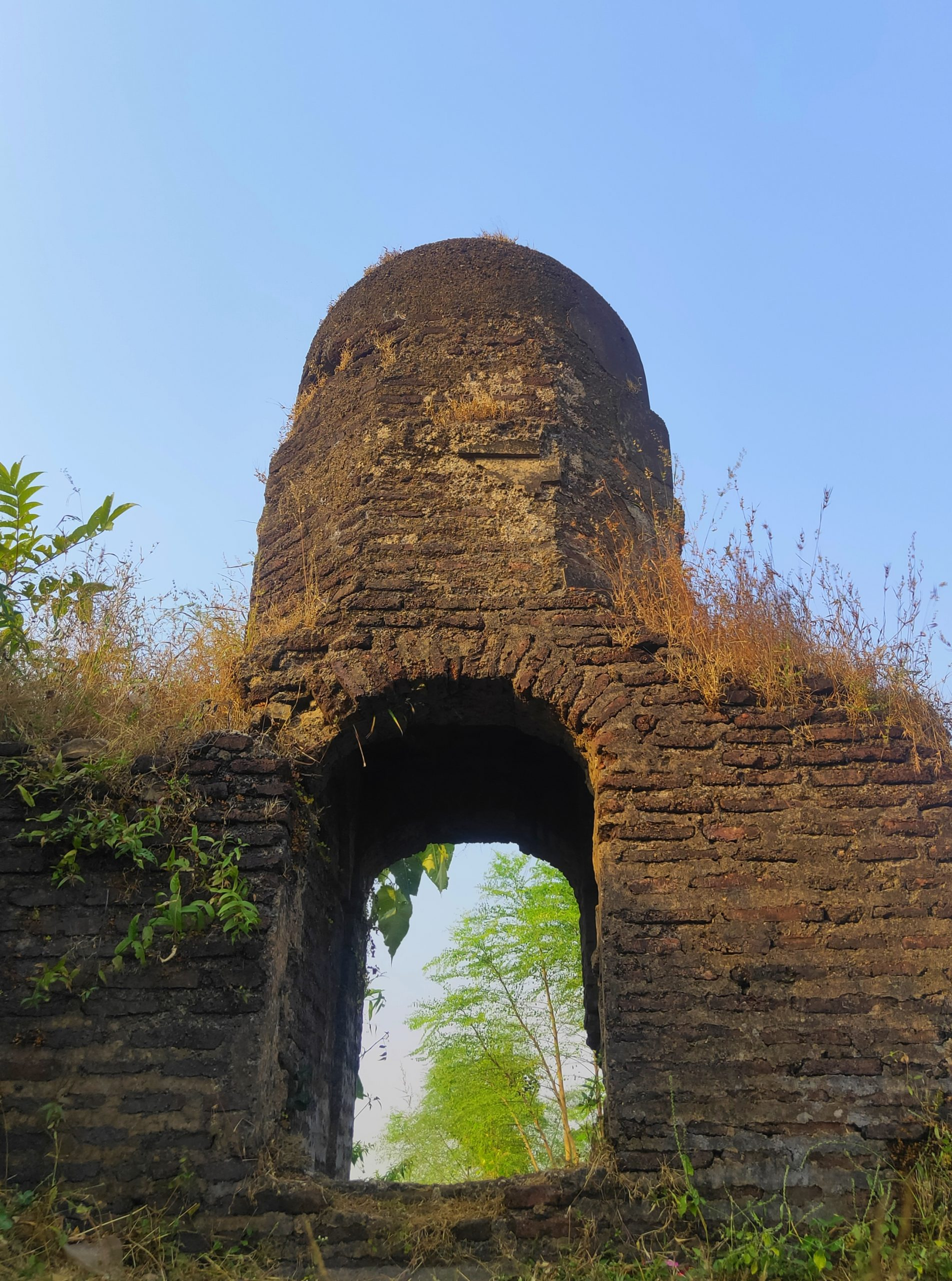 Arch of an old fort