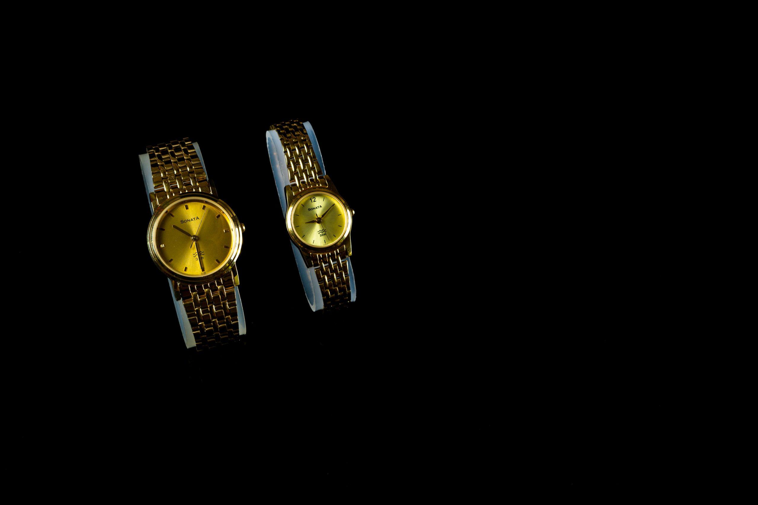 Beautiful wrist watches