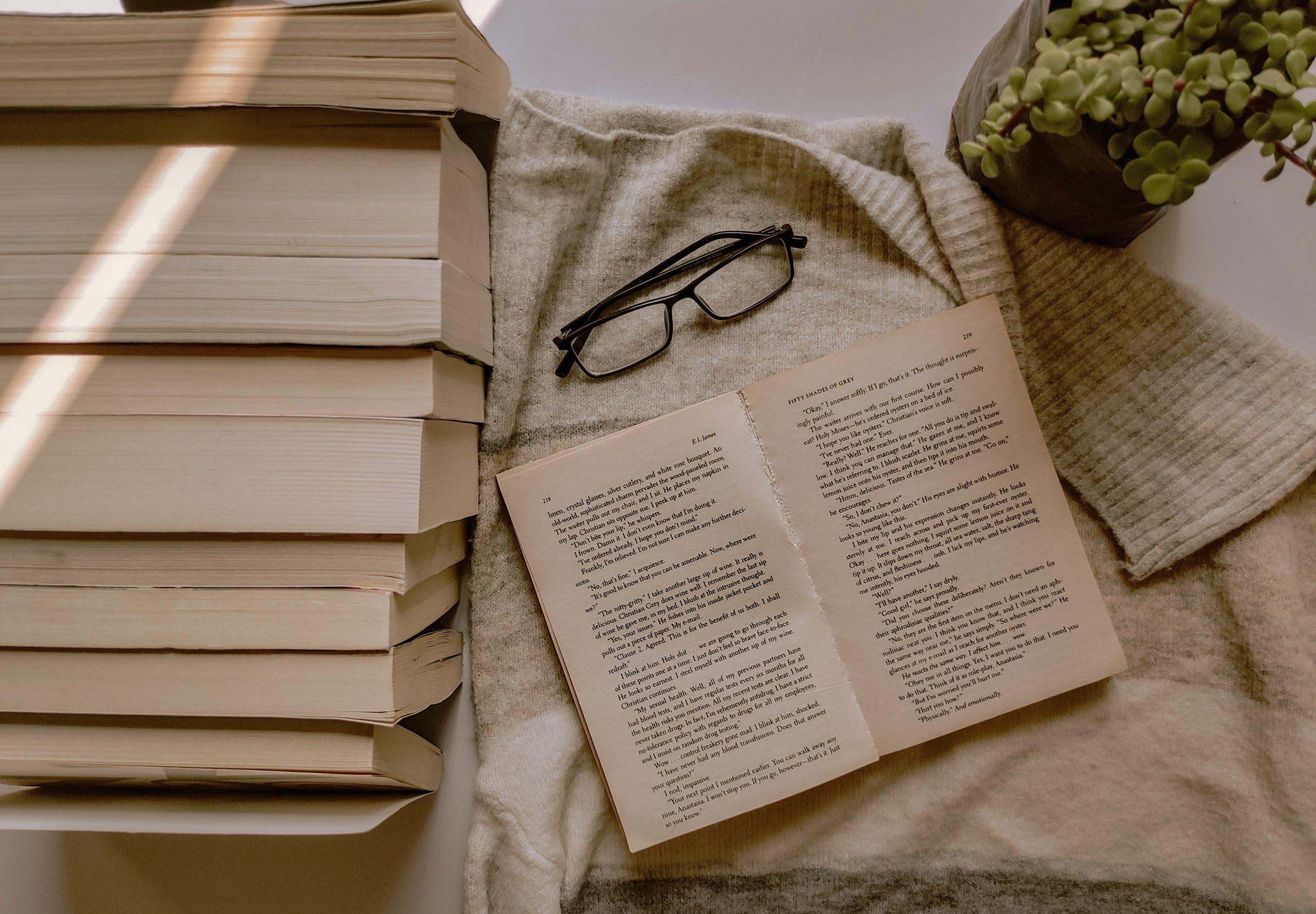 Book aesthetic