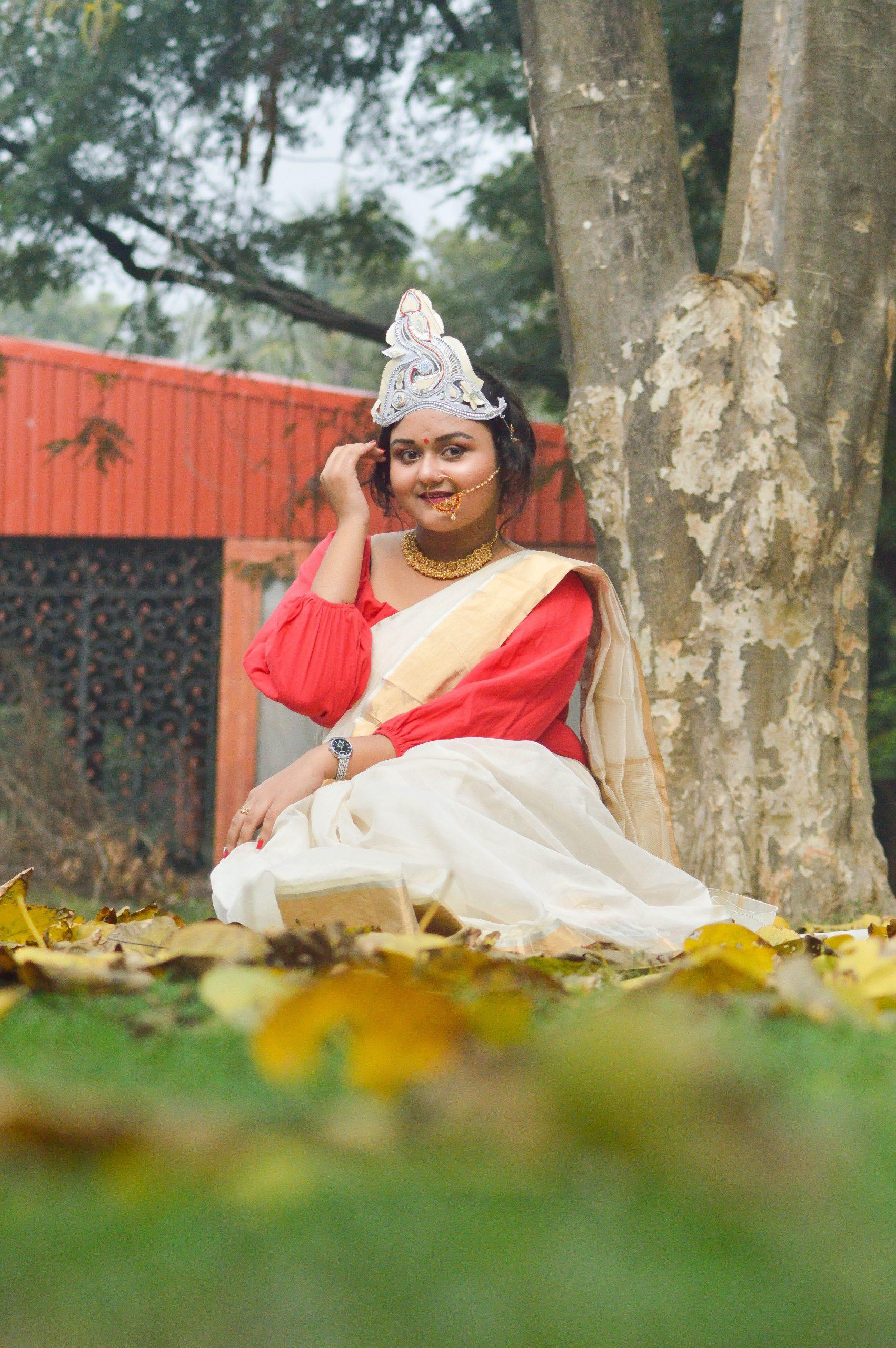 A Bengali bride
