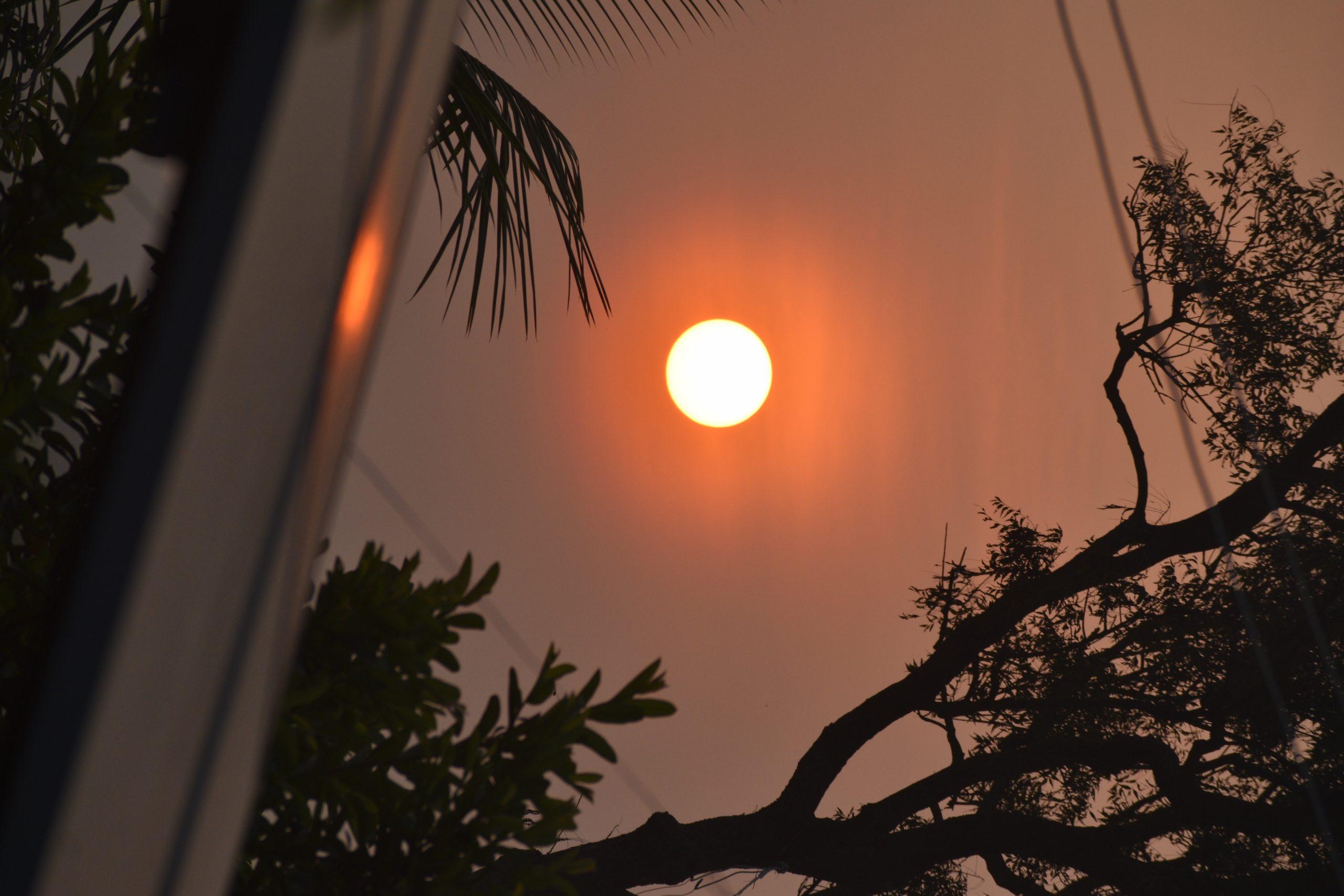 Bright Sunrise