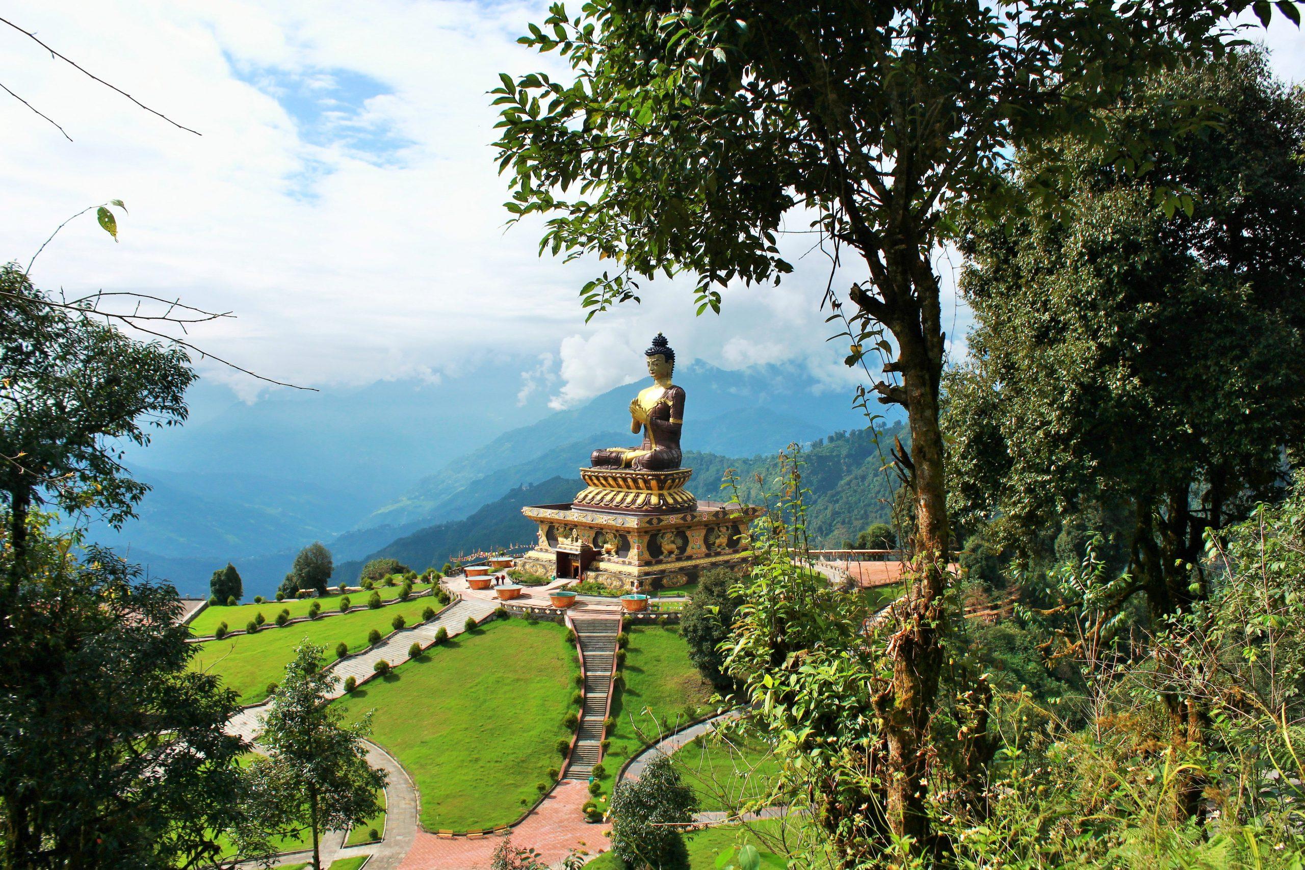 Buddha park of Ravangla