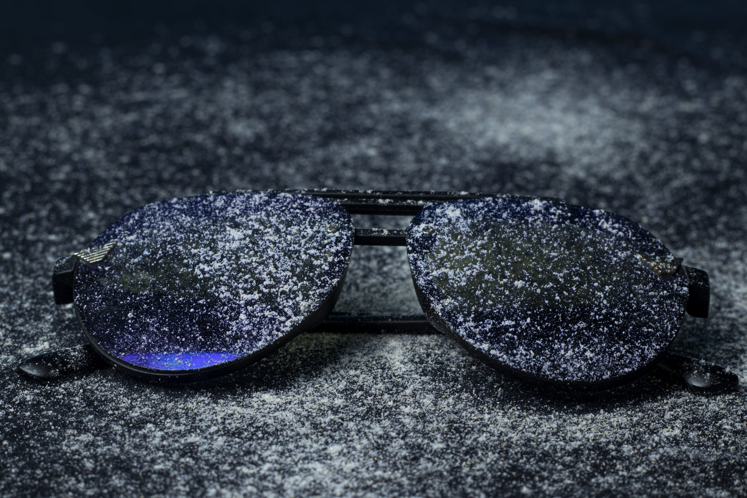 Frozen Sunglasses