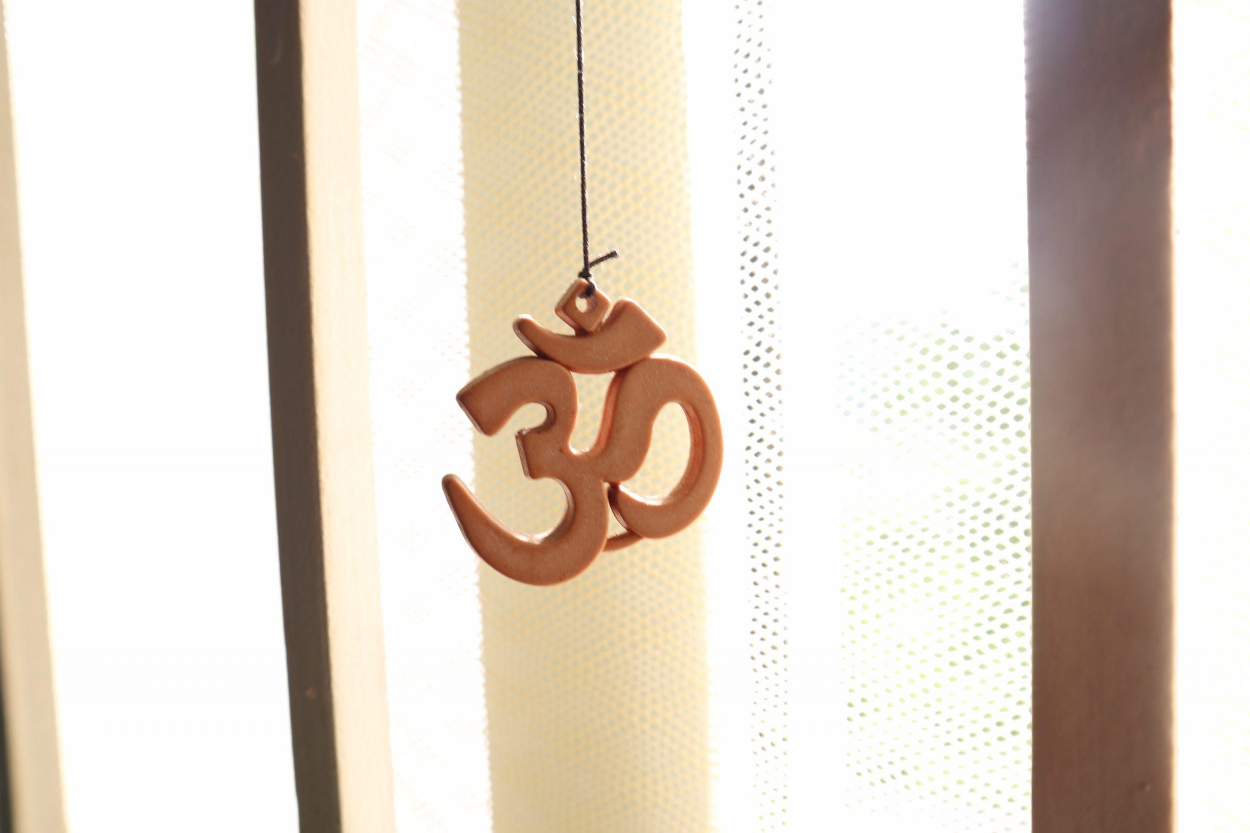 hanging om symbol