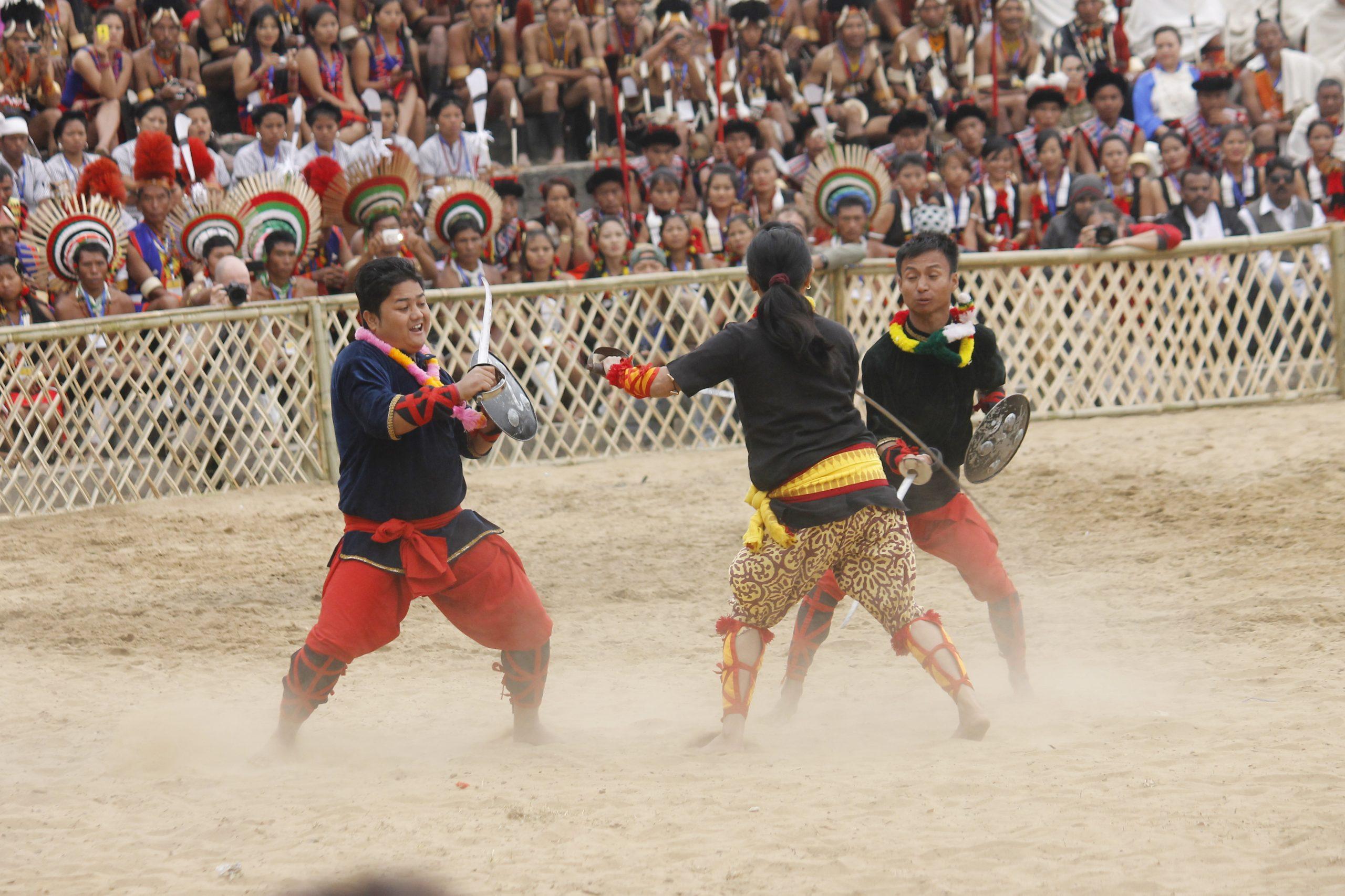 Huyen langlon martial art
