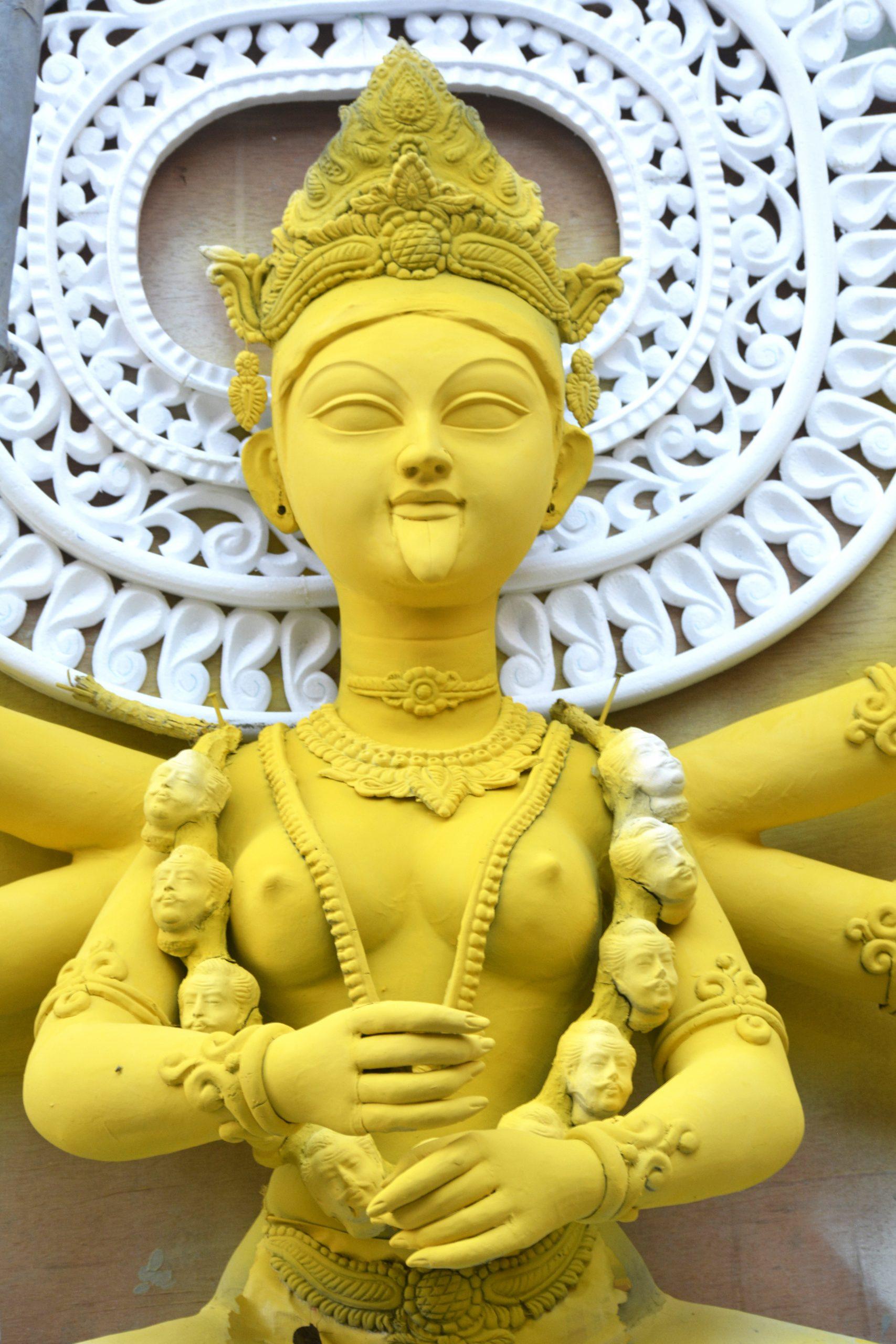 Idol of Hindu Goddess