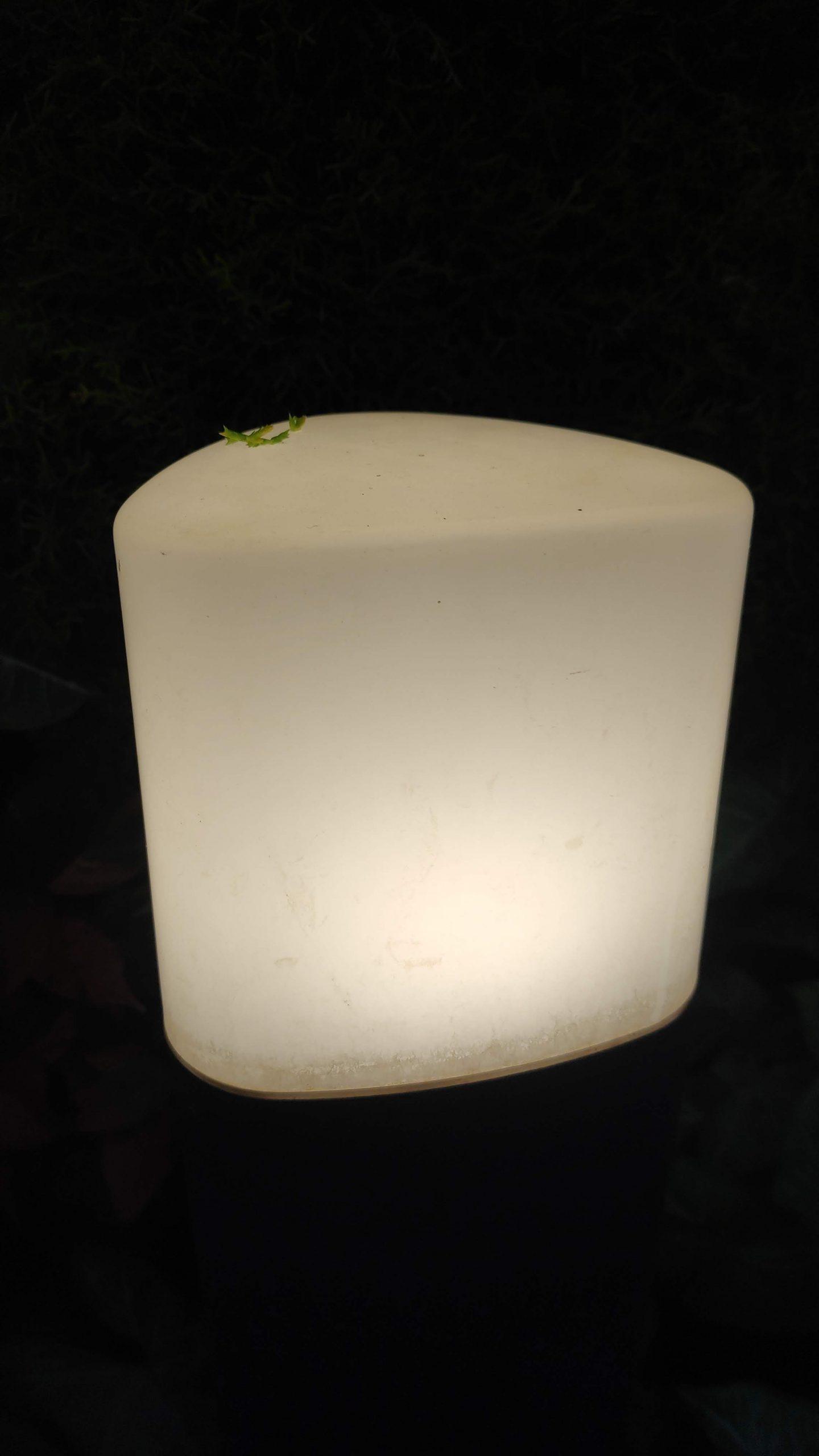 A low light bulb