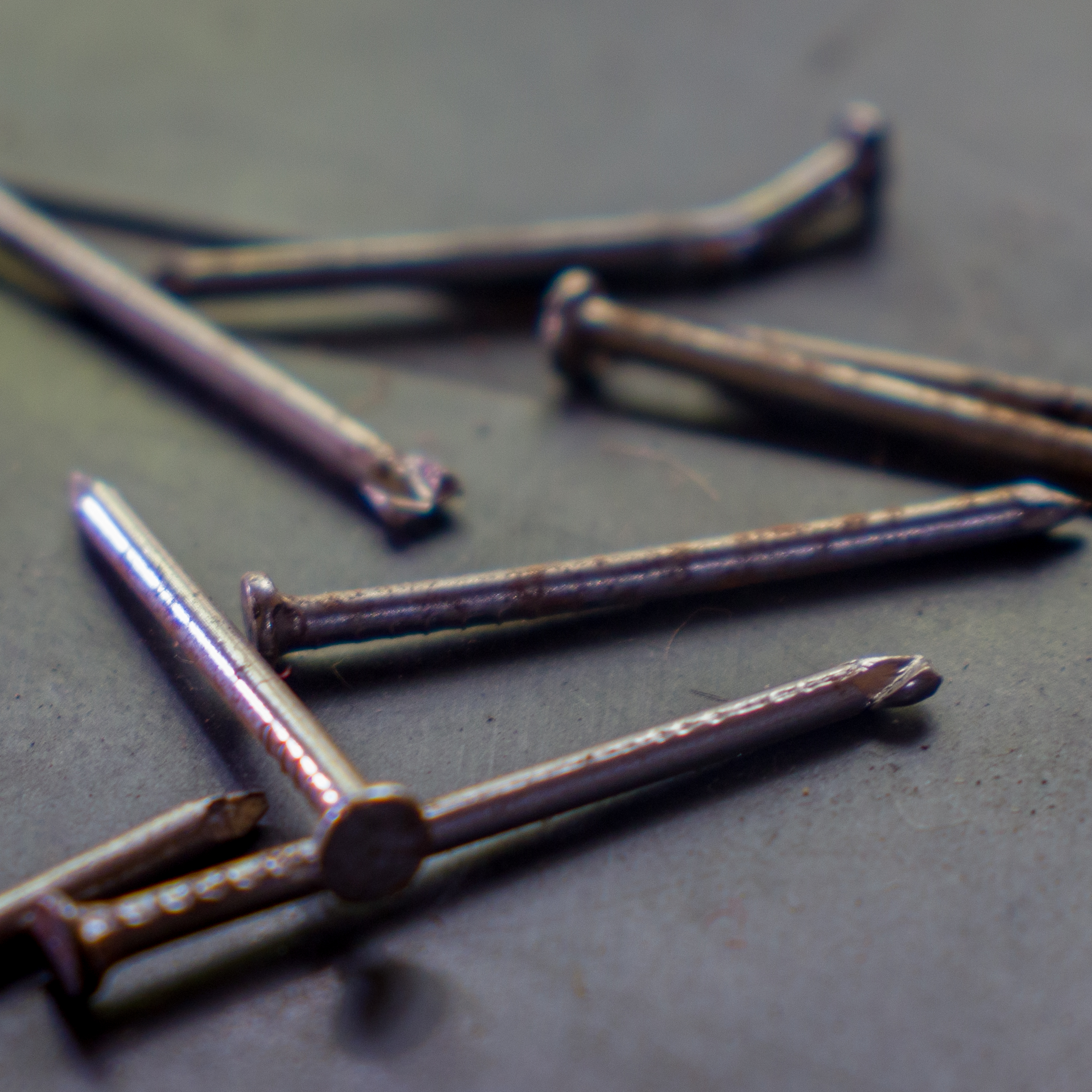 iron nails