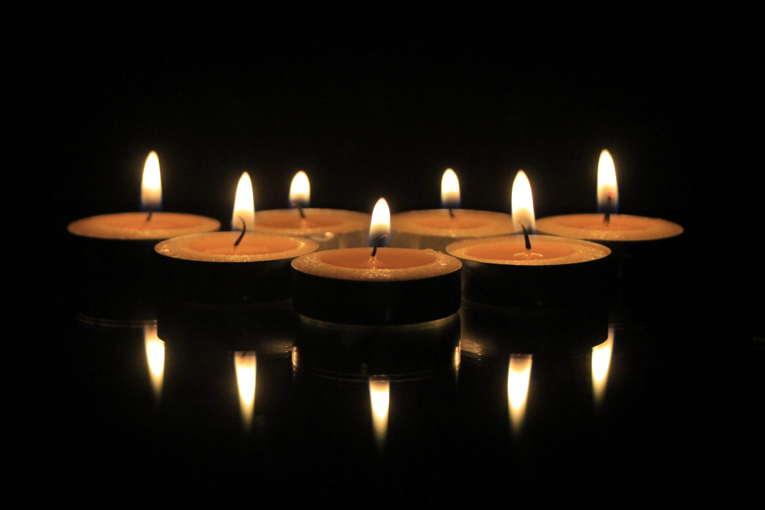 Oil lamps for Diwali celebration