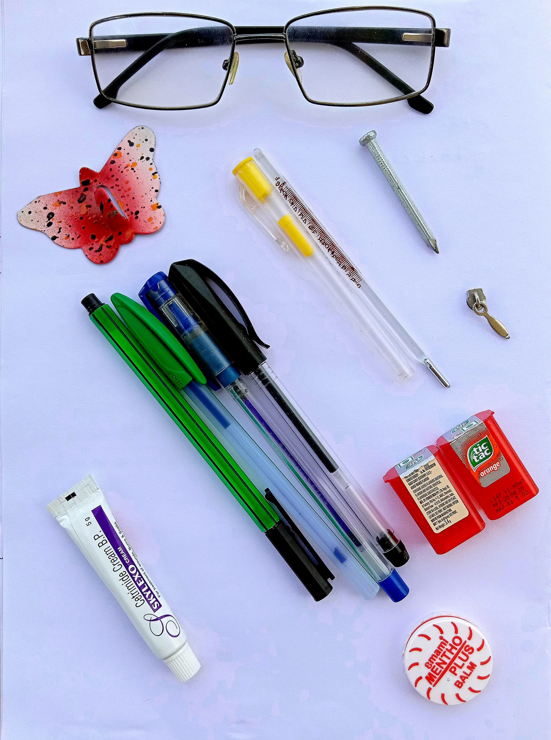 Pen and other things