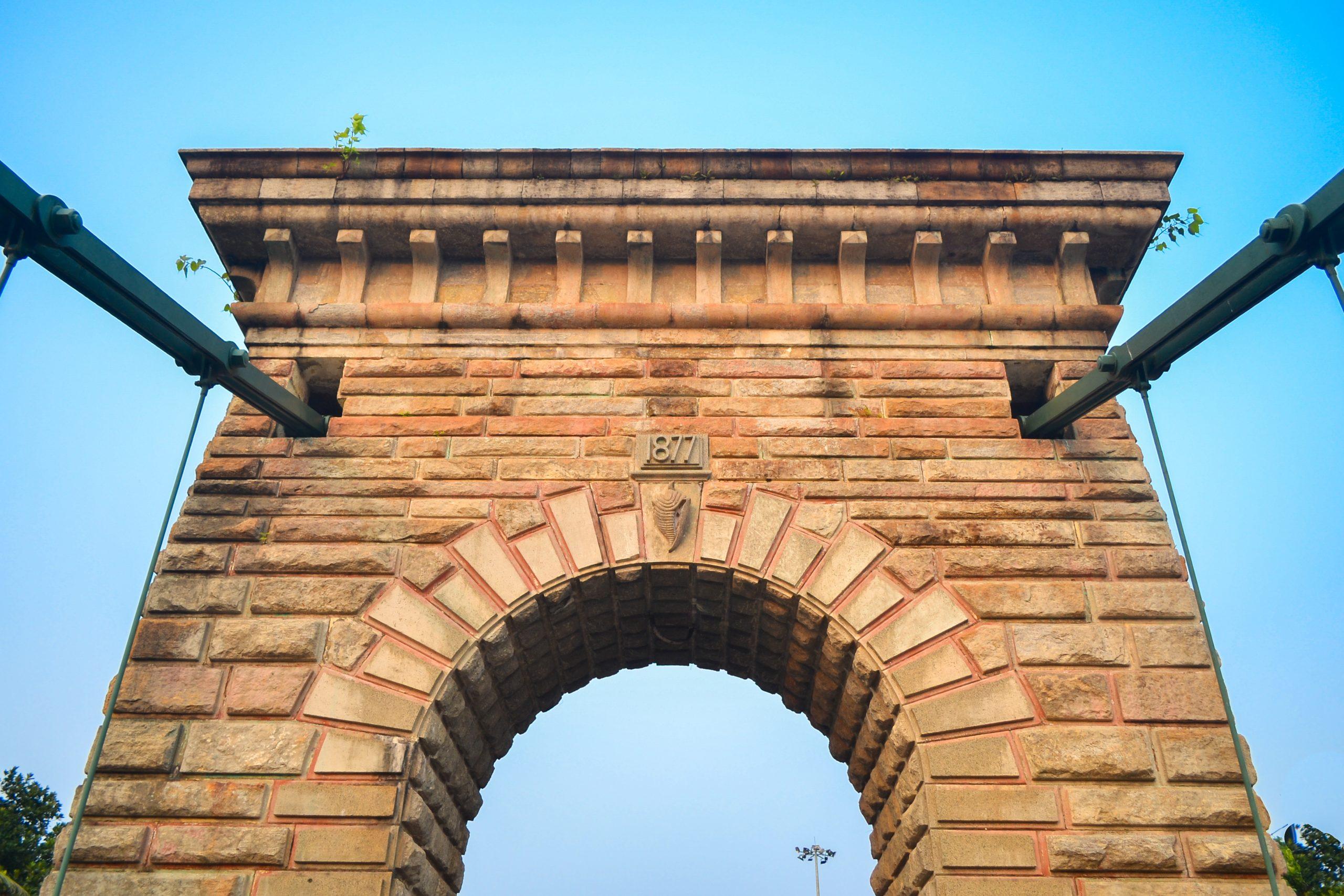 Punalur Hanging Bridge