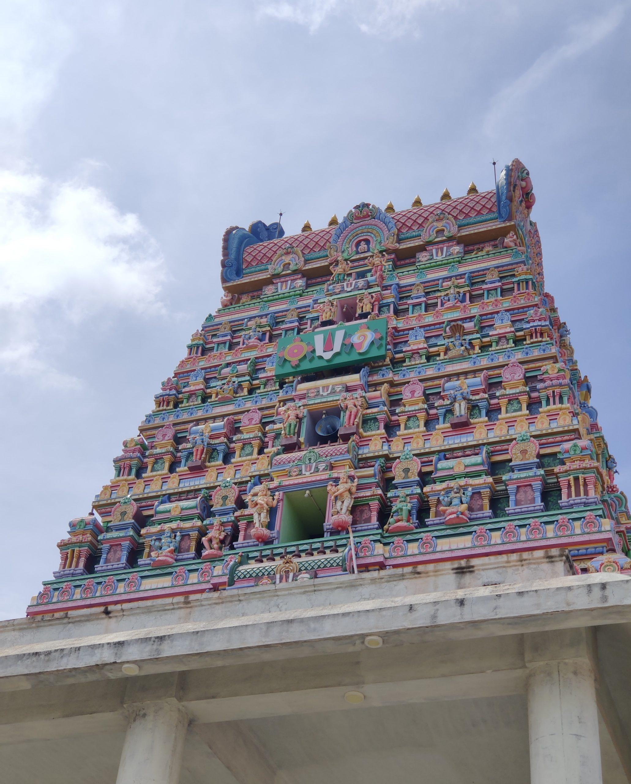 Ranganatha temple Gopuram