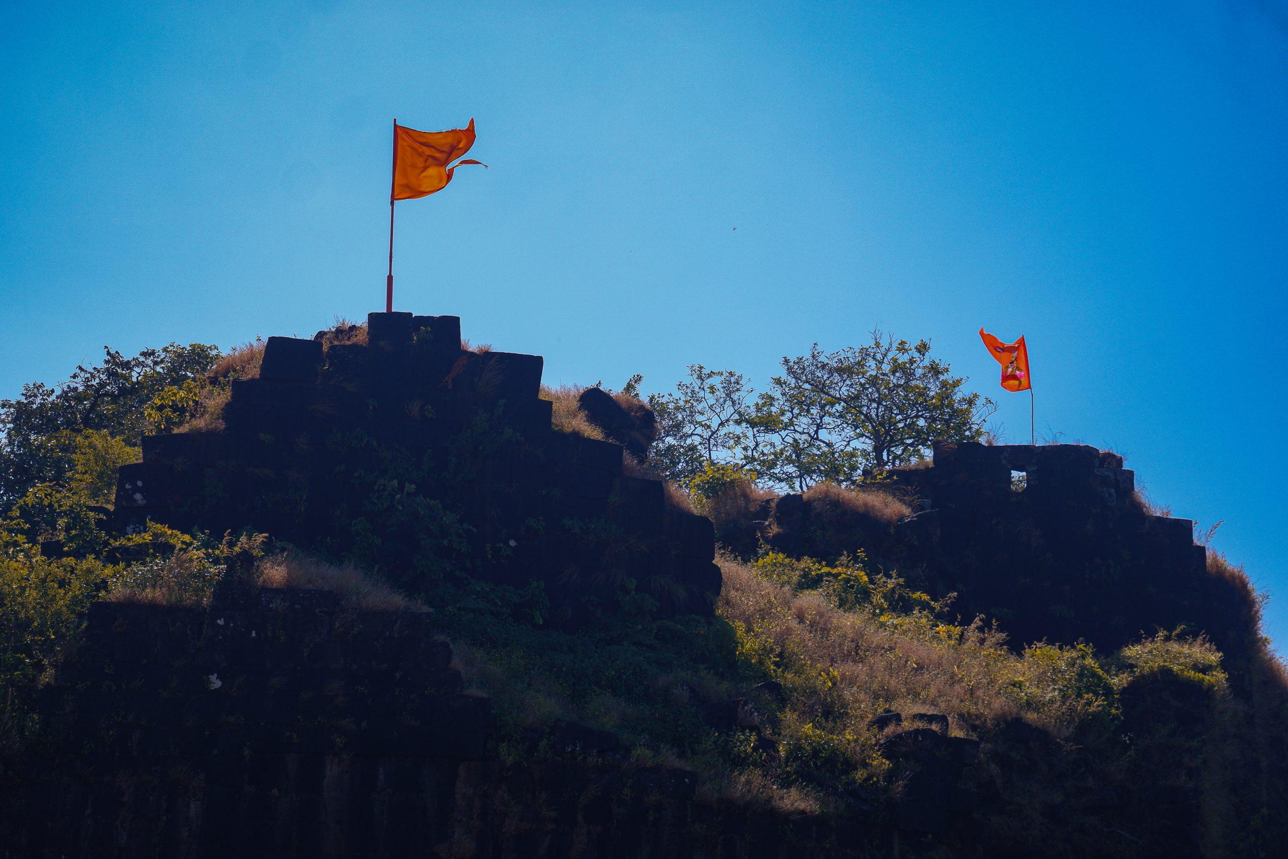 Rangnagad fort in Kolhapur