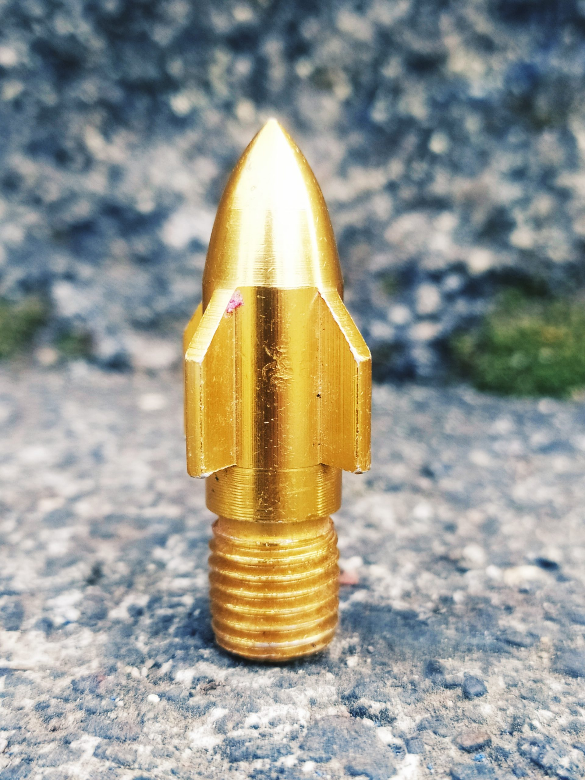 Brass Rocket