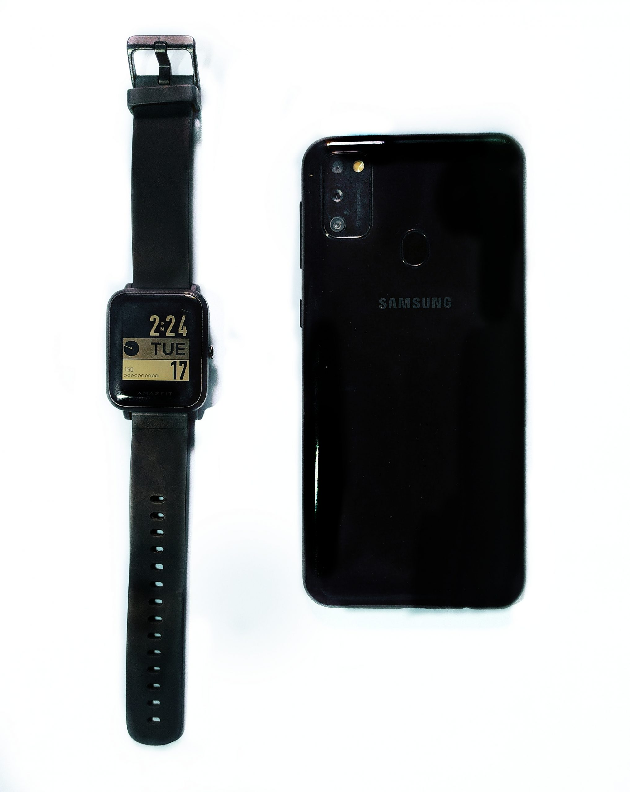 mobile and watch