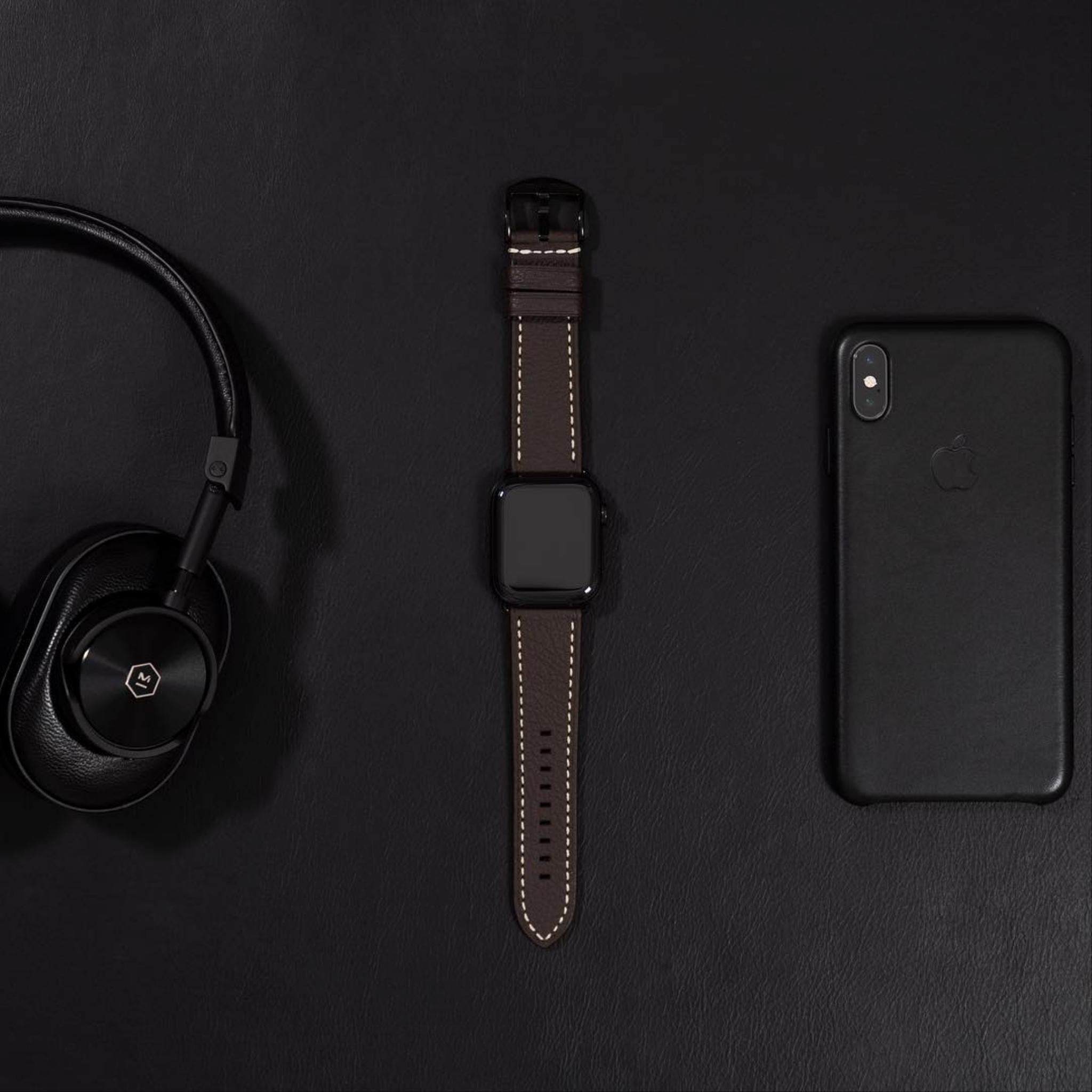 mobile, watch, headphones