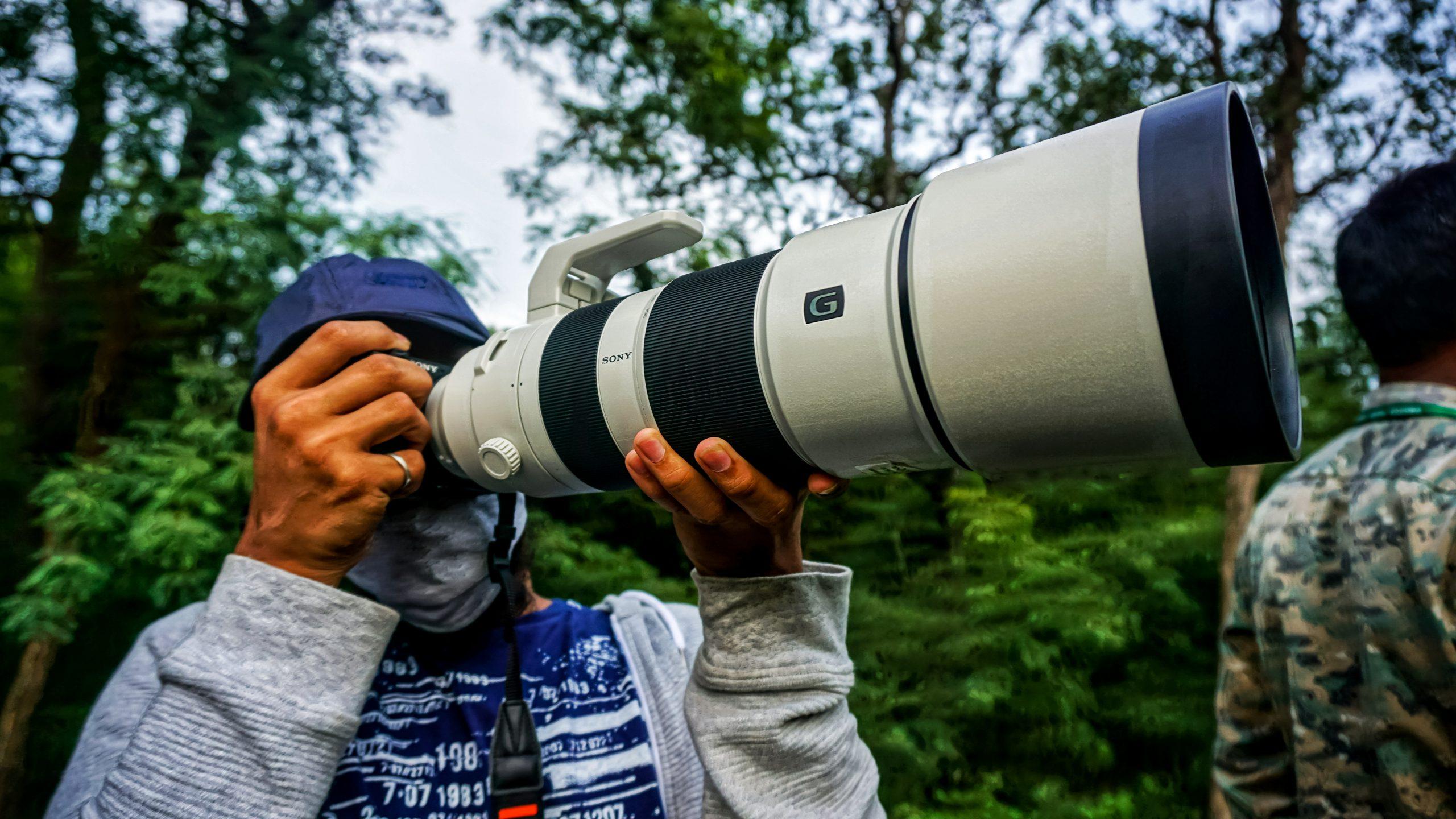 Sony prime lens