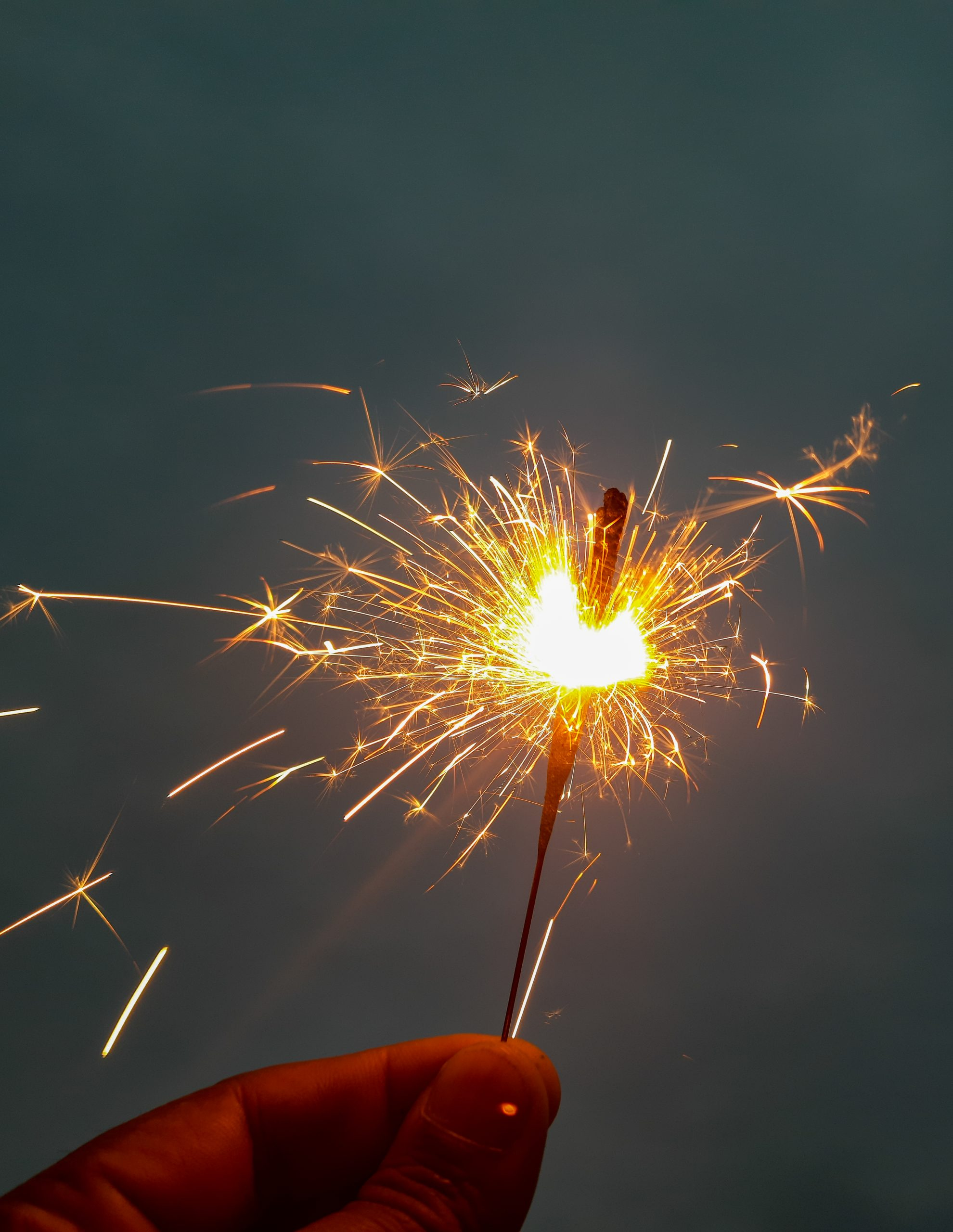sparkler firecracker