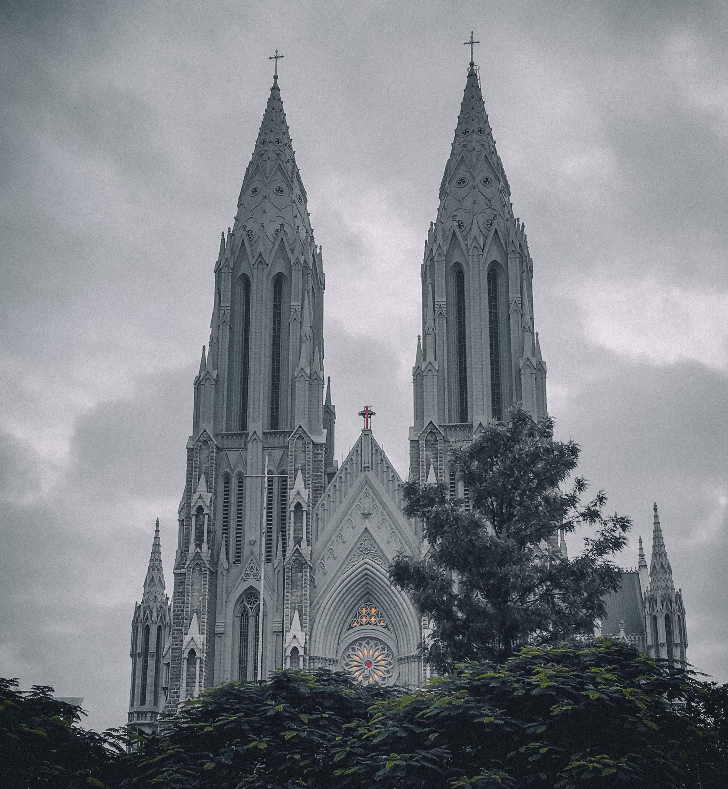 St. Philomena's Cathedral in Mysore