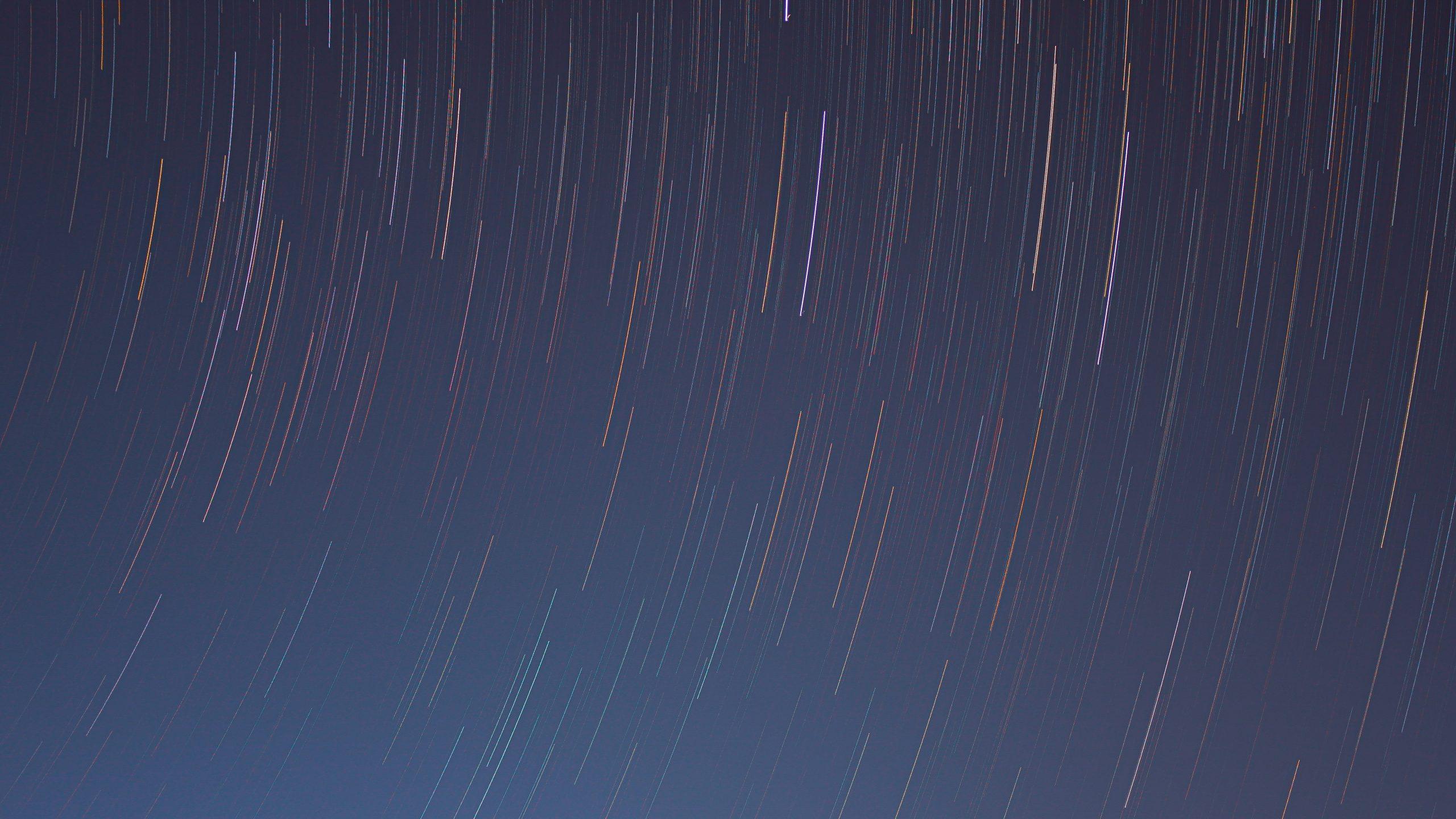 Star trailing