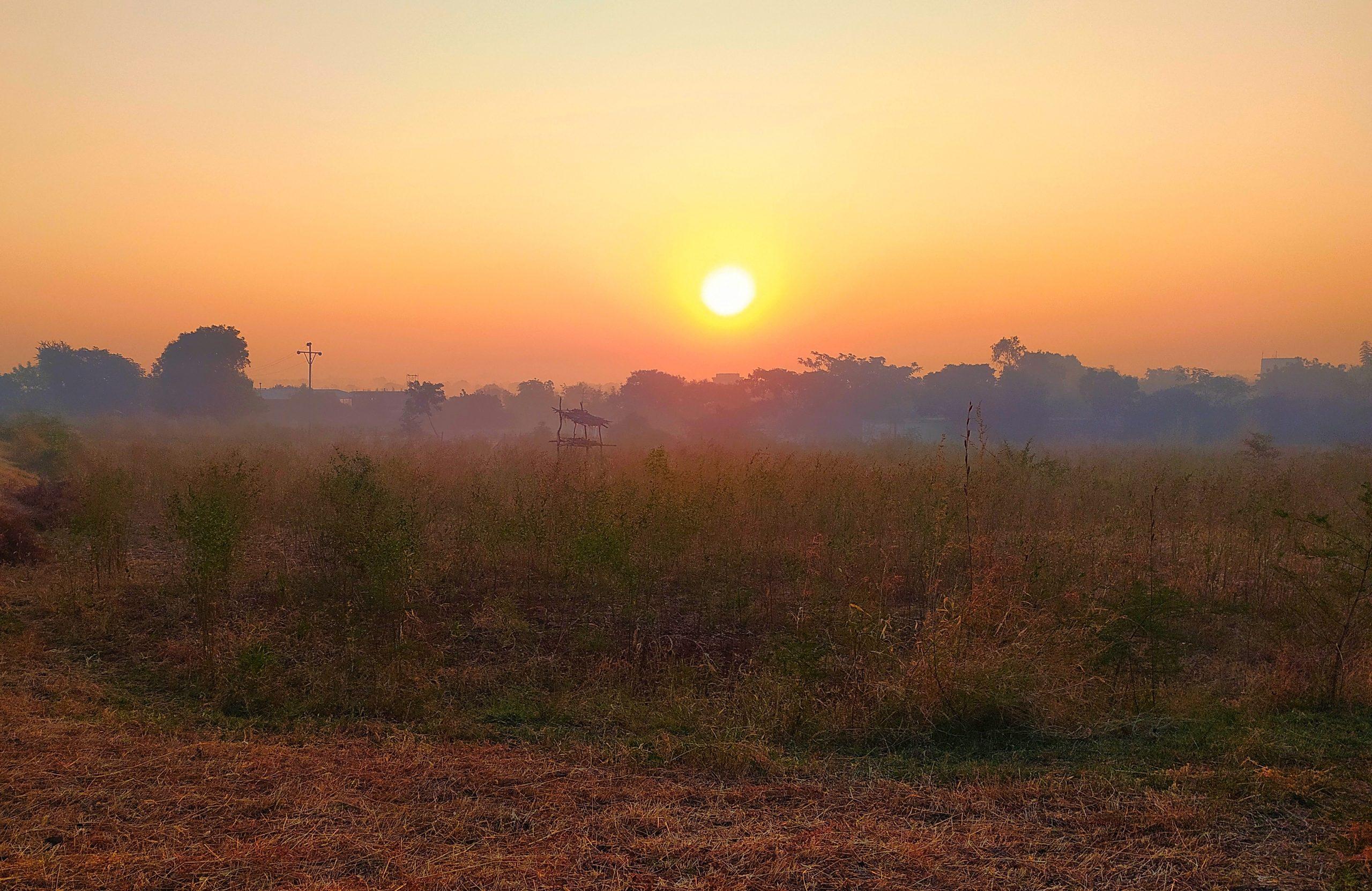 Beauty of Sunrise