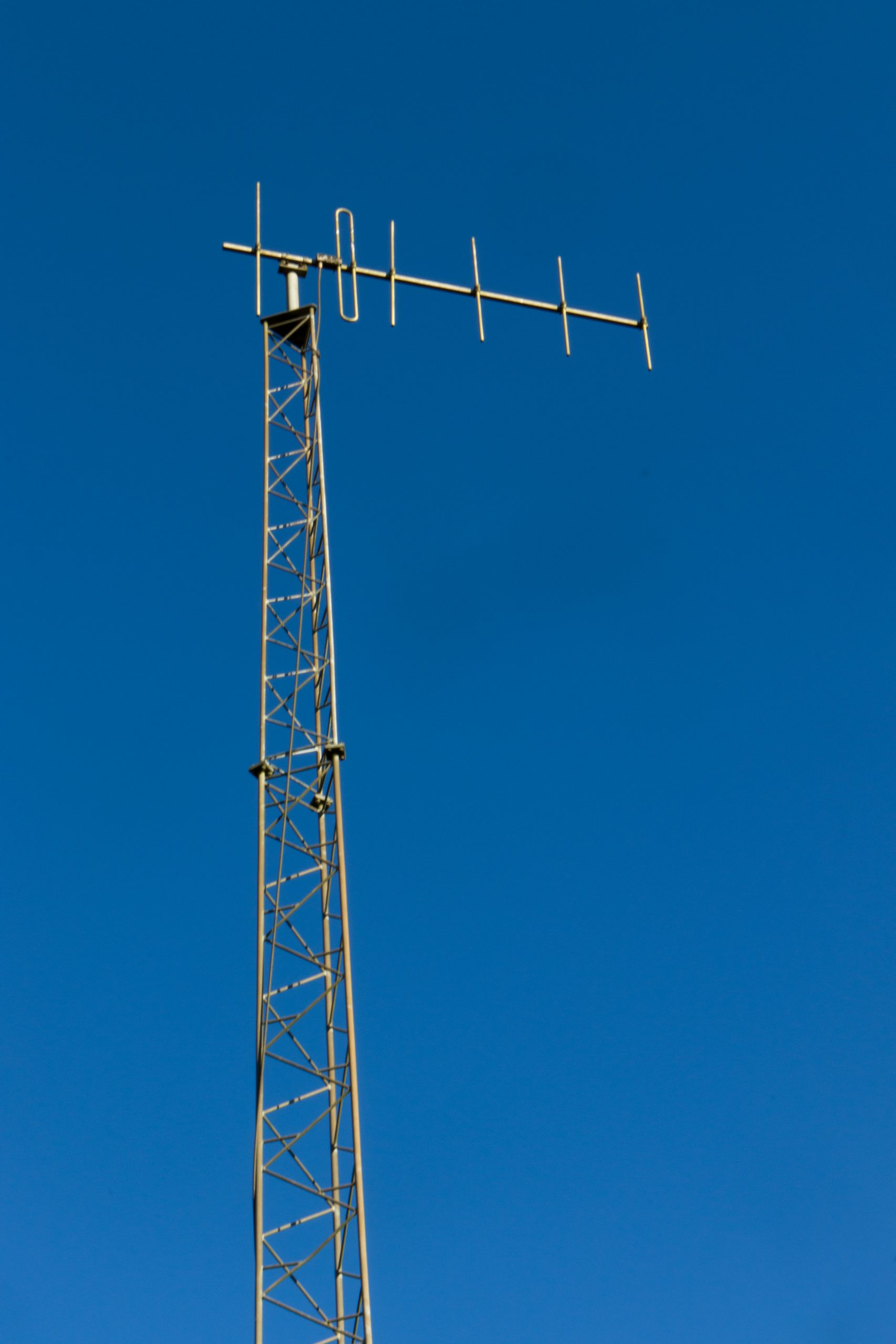A communication tower
