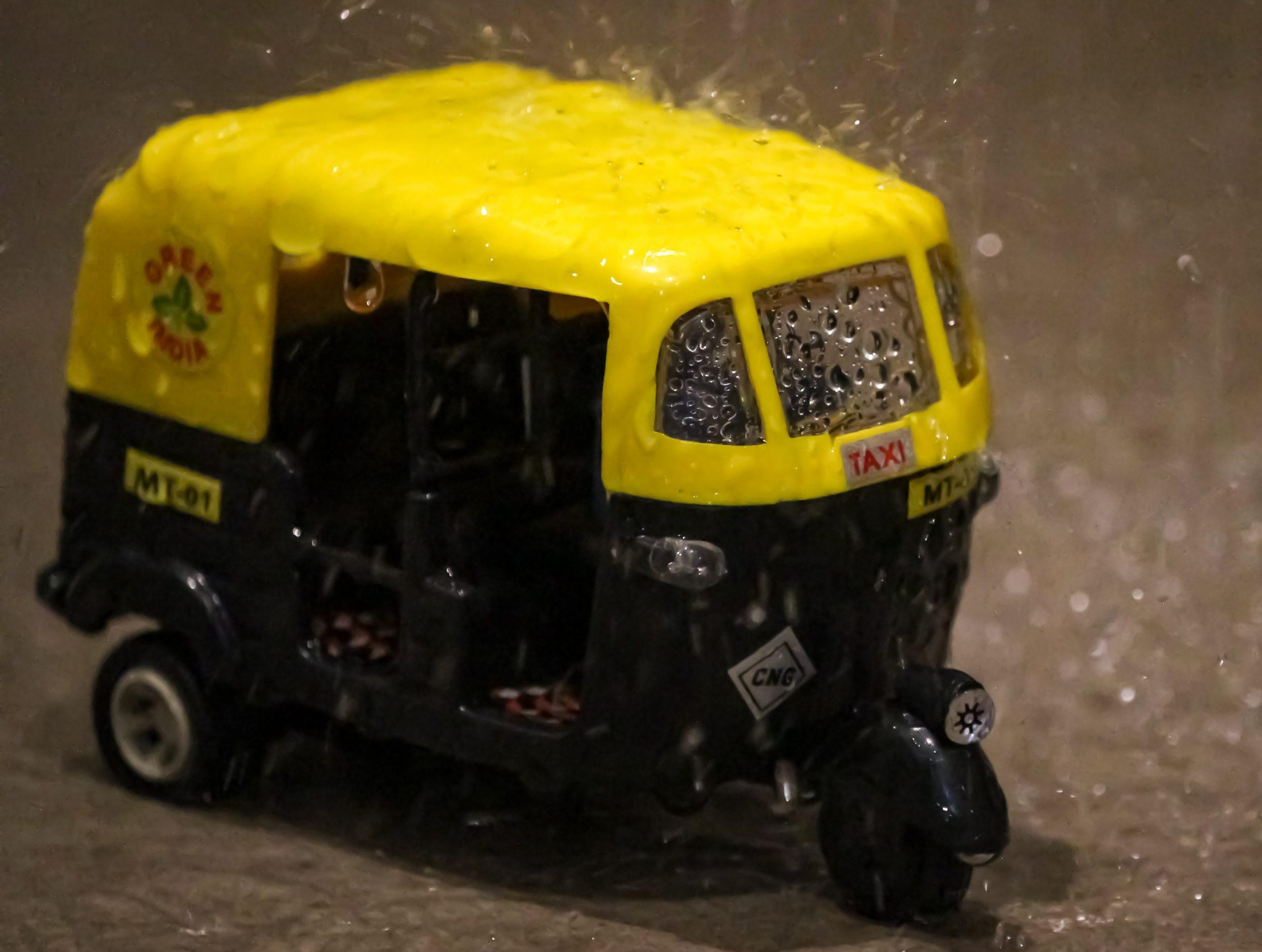 A toy auto