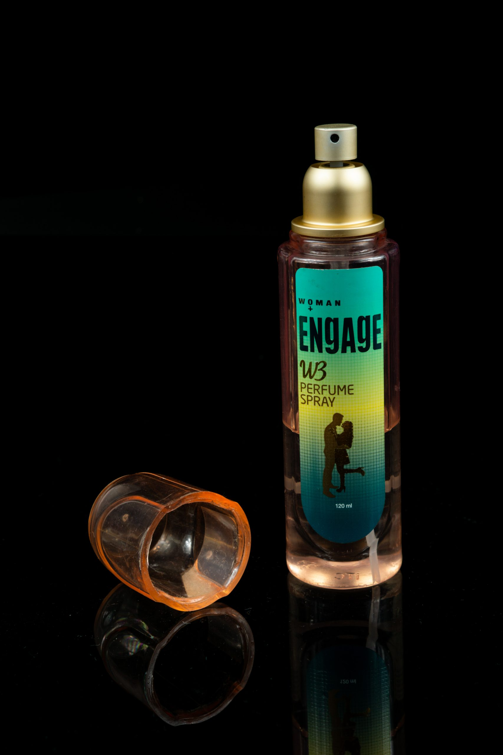 body spray bottle
