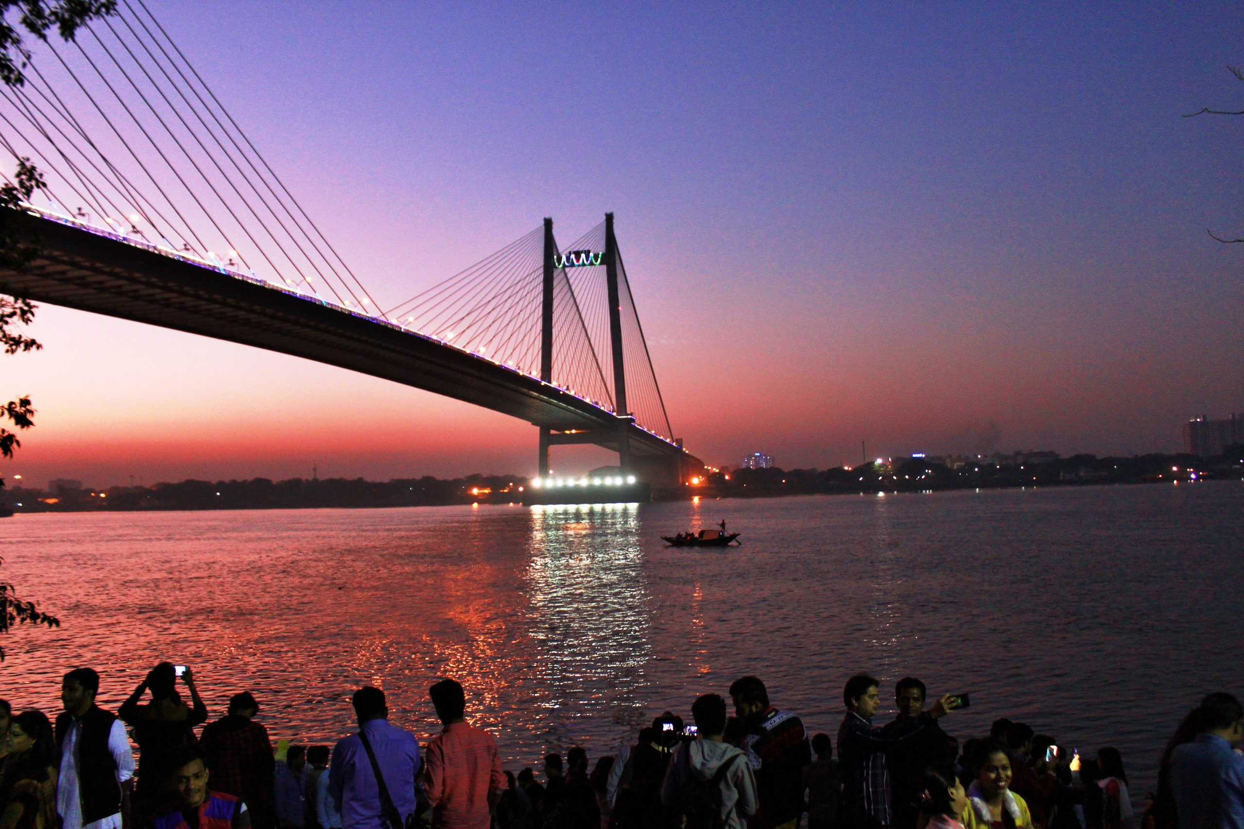 Vidyasagar Setu in Kolkata