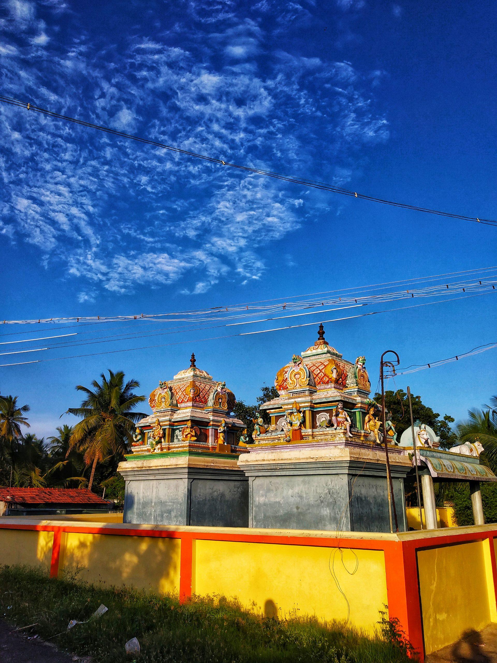 Vinayagar Temple in Ellapalayam