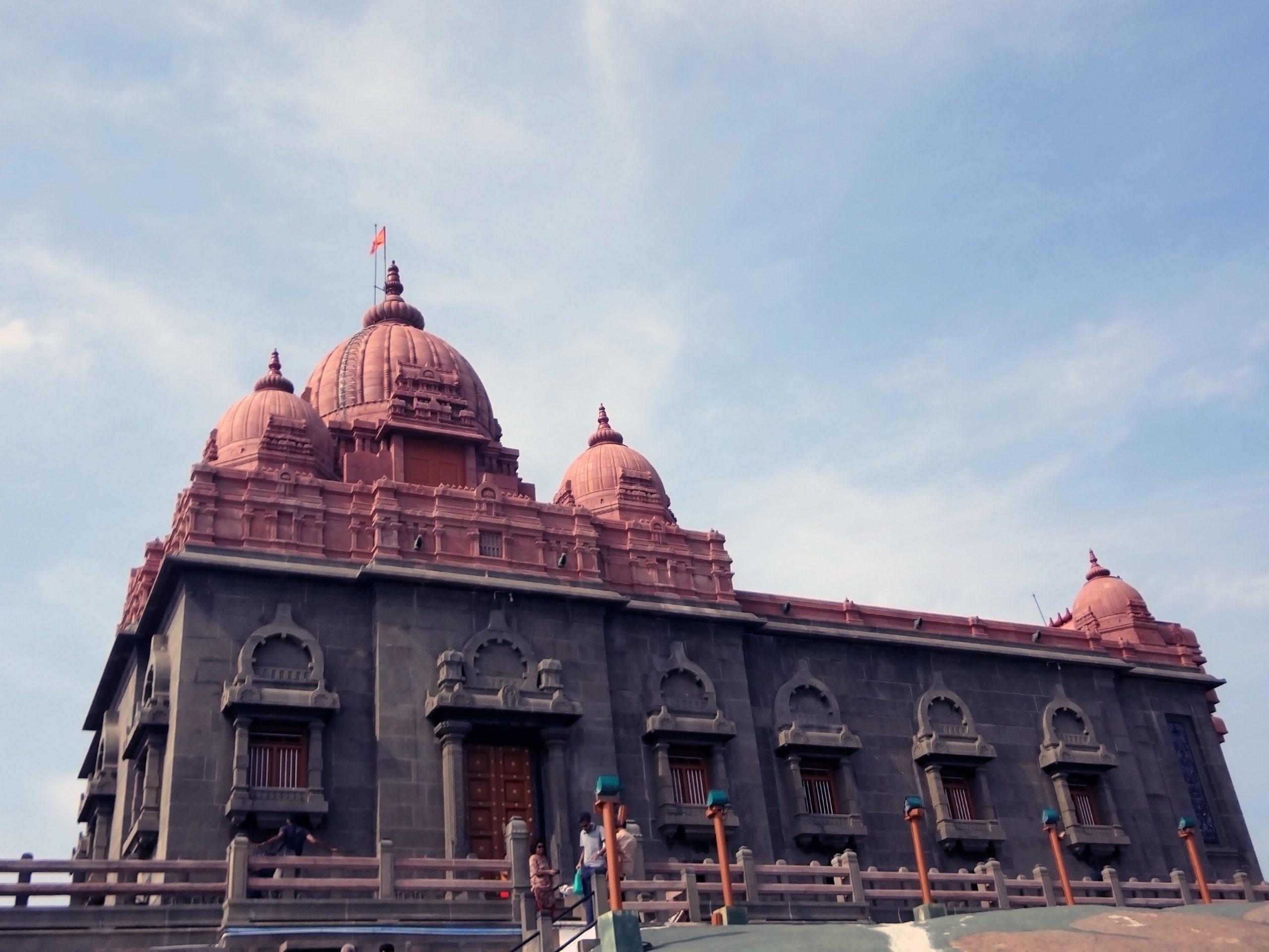Vivekananda Rock Memorial at Kanyakumari